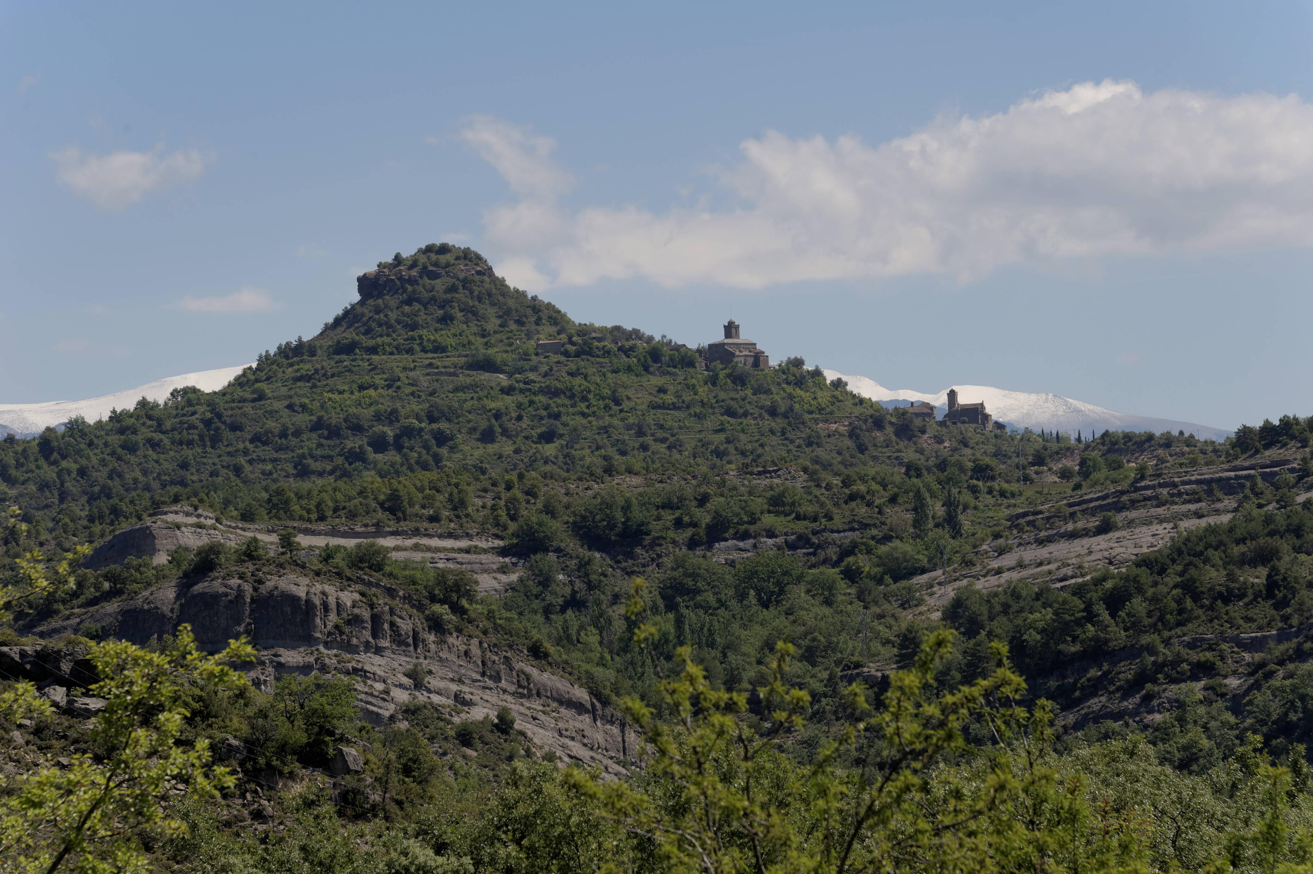 6727_San Martin de Buil vue de Urdiales (Sobrarbe)