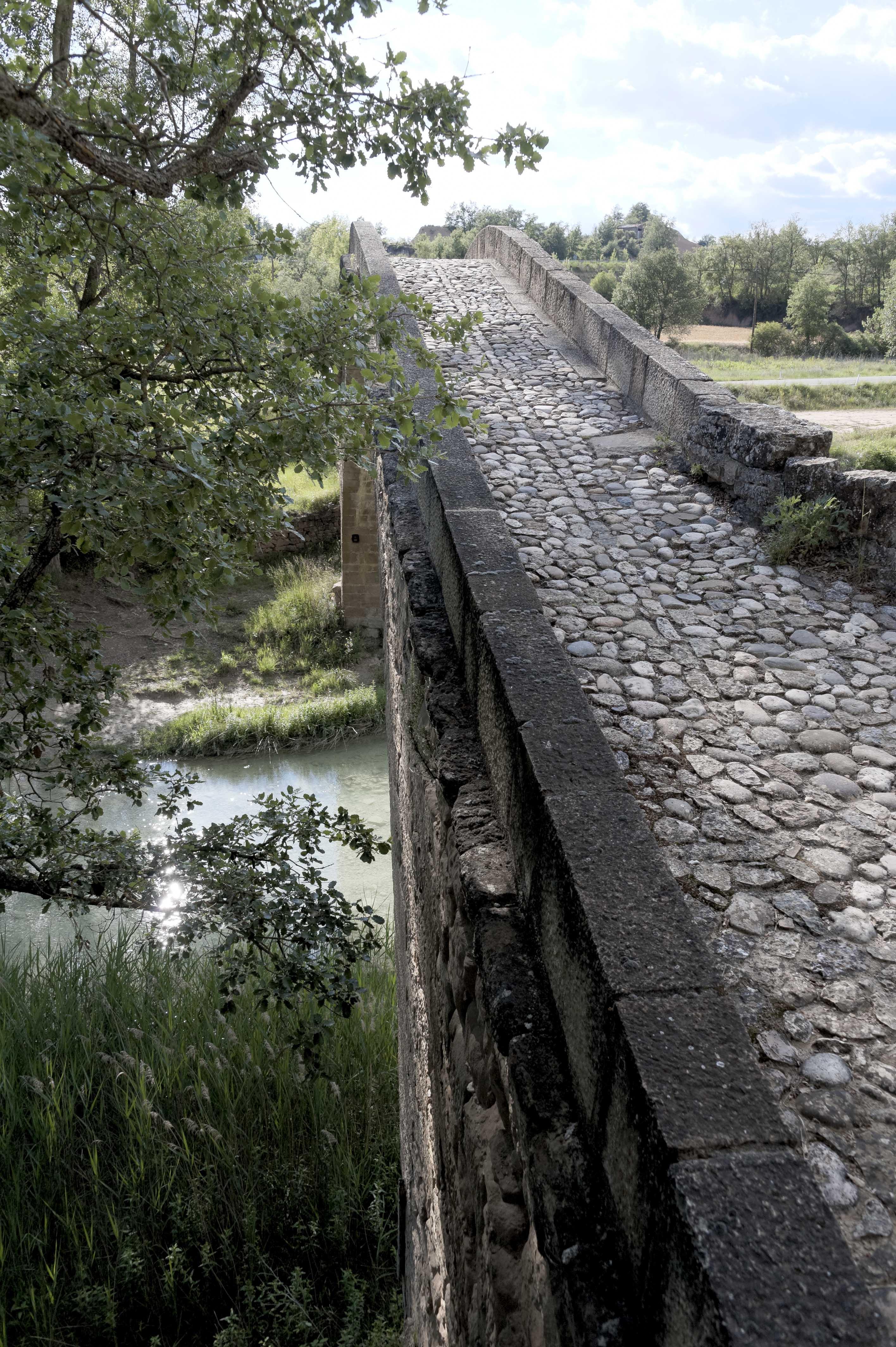 6937_Puente de Campanachal ou de la Albarda (Somontano)