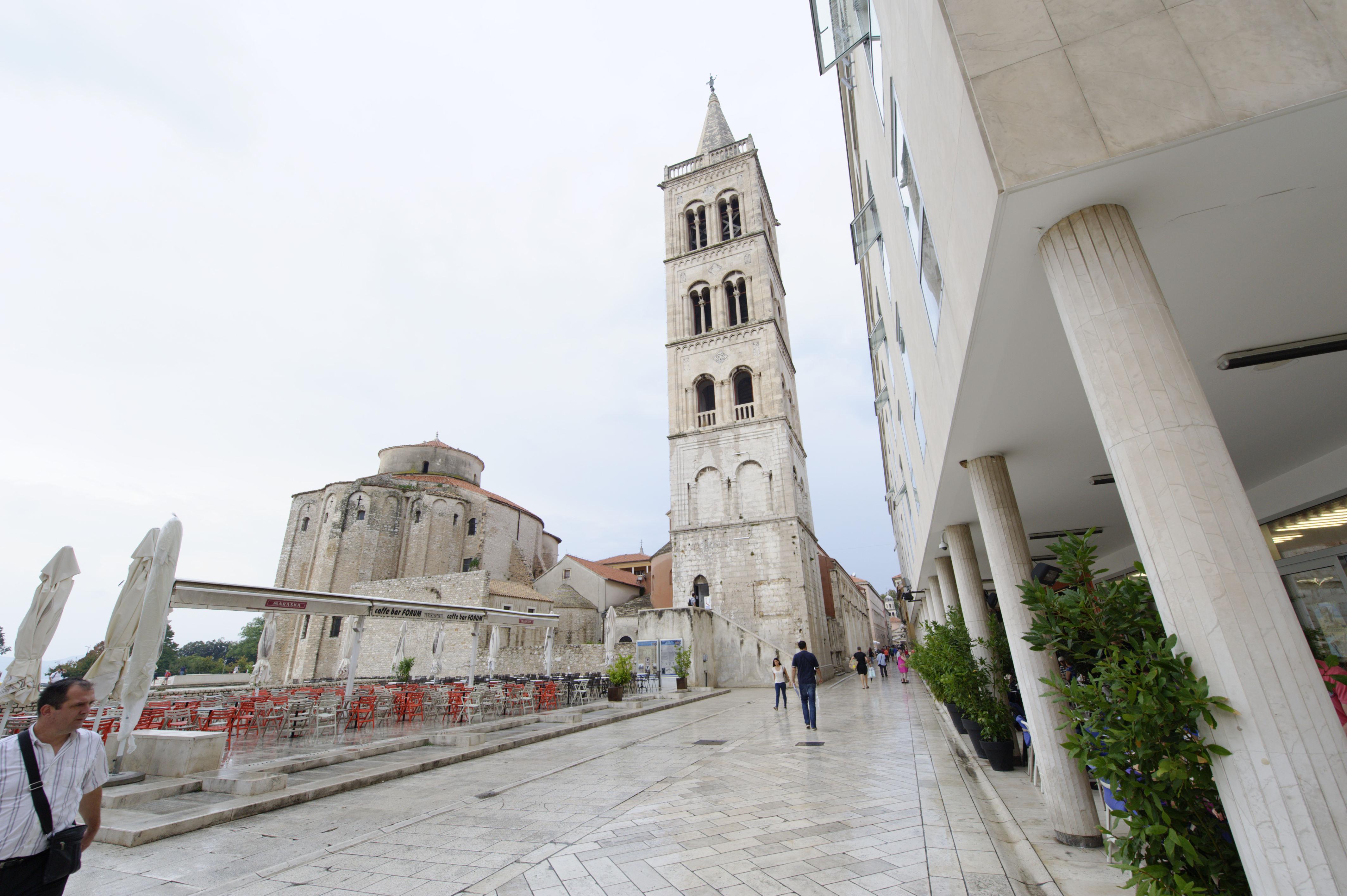9200-Zadar (Nord Dalmatie)