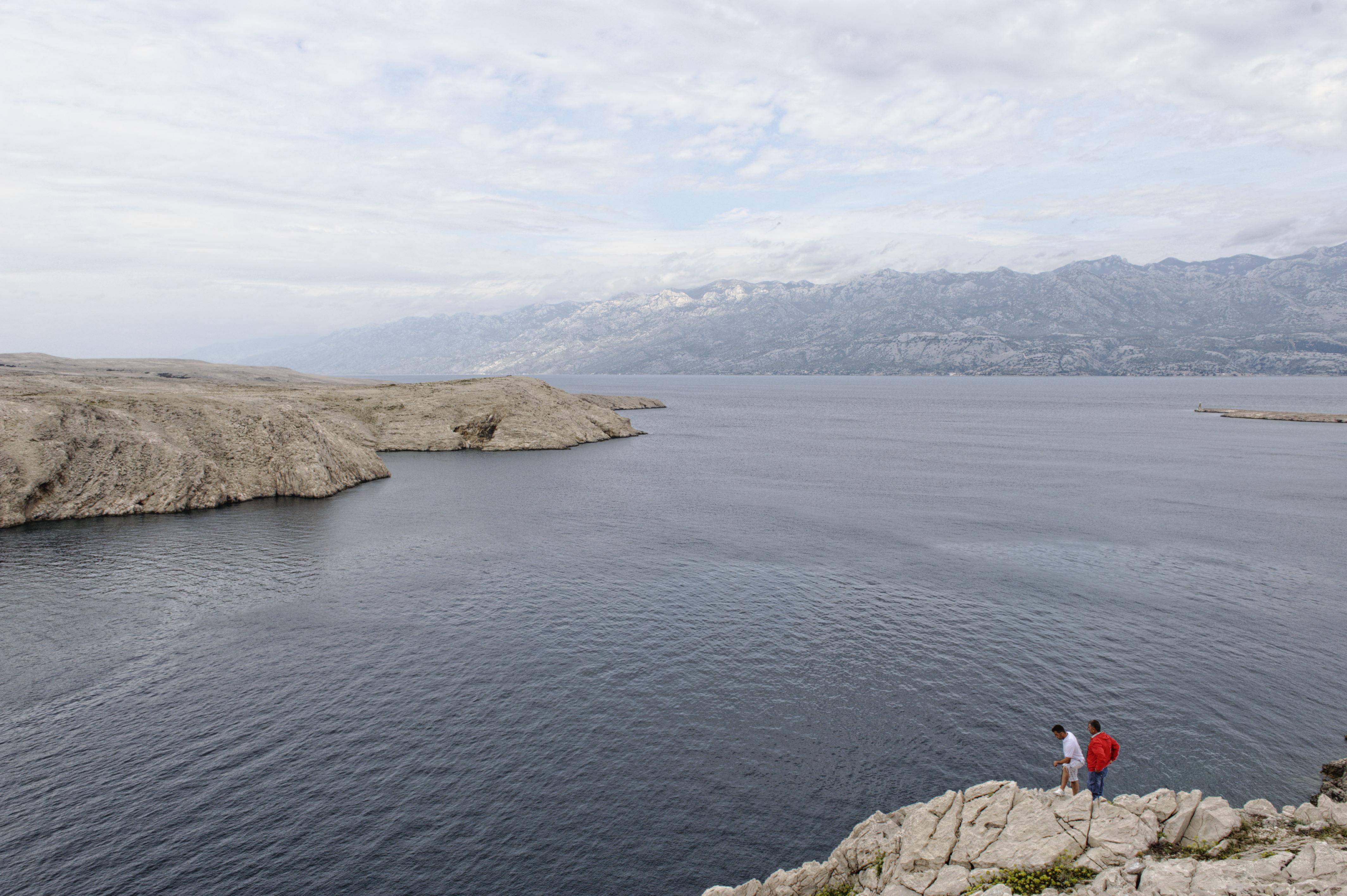 9236-Ile de Pag (Nord Dalmatie)