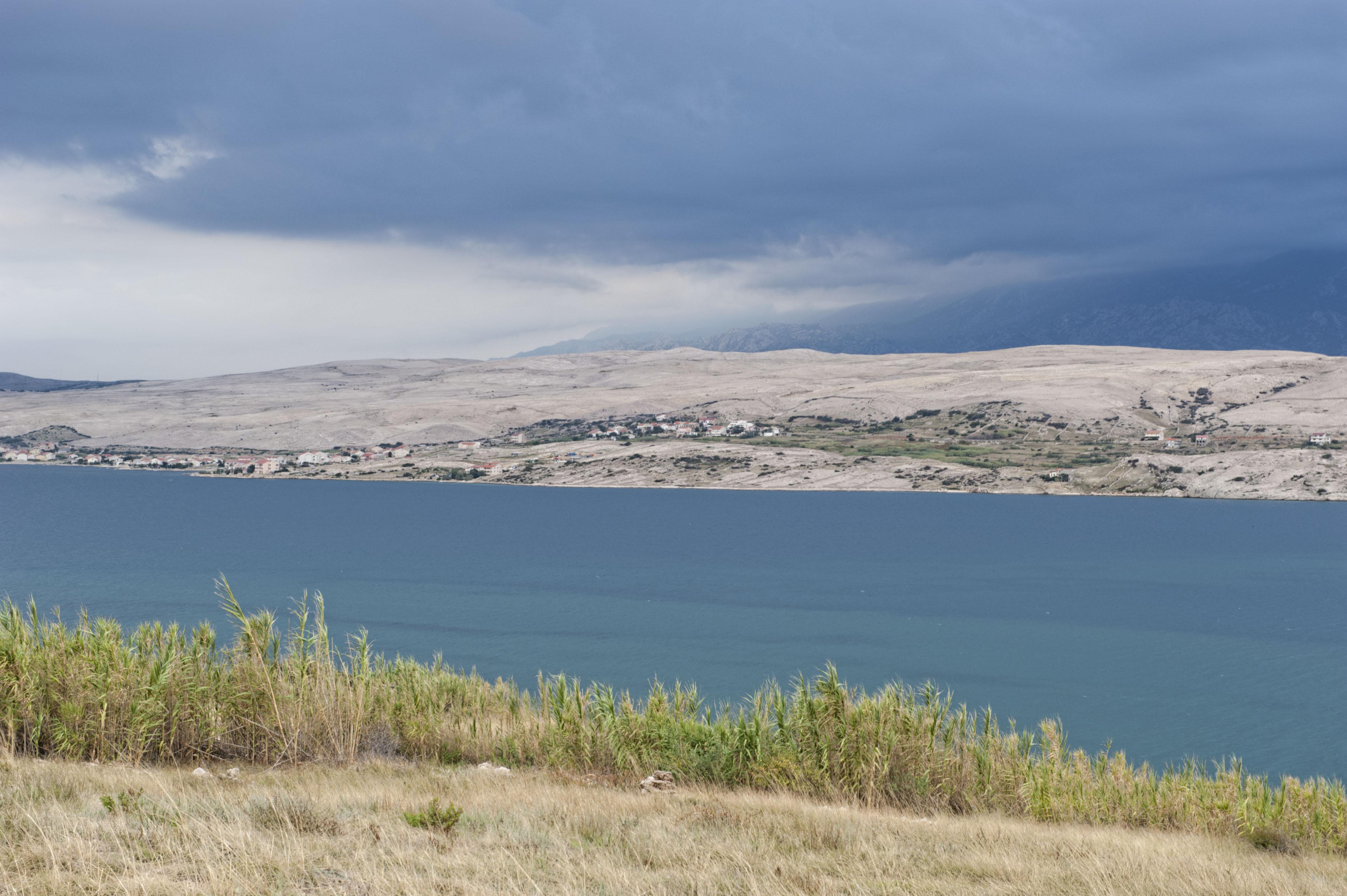 9302-Ile de Pag (Nord Dalmatie)
