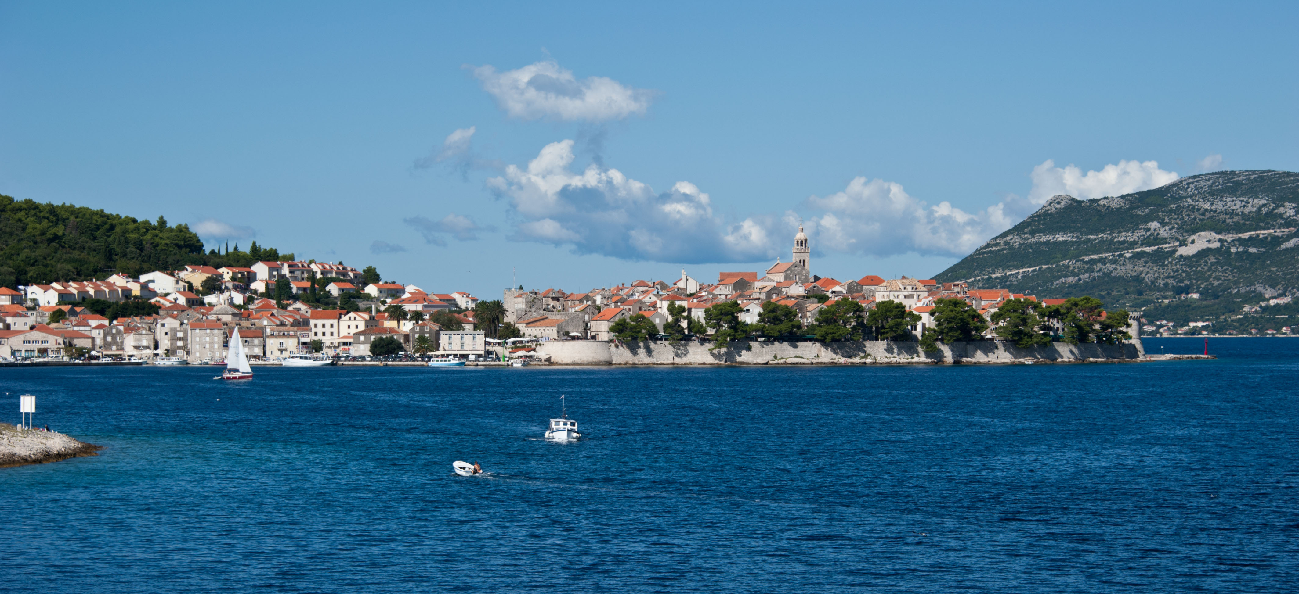 0055-Korcula (Sud Dalmatie)