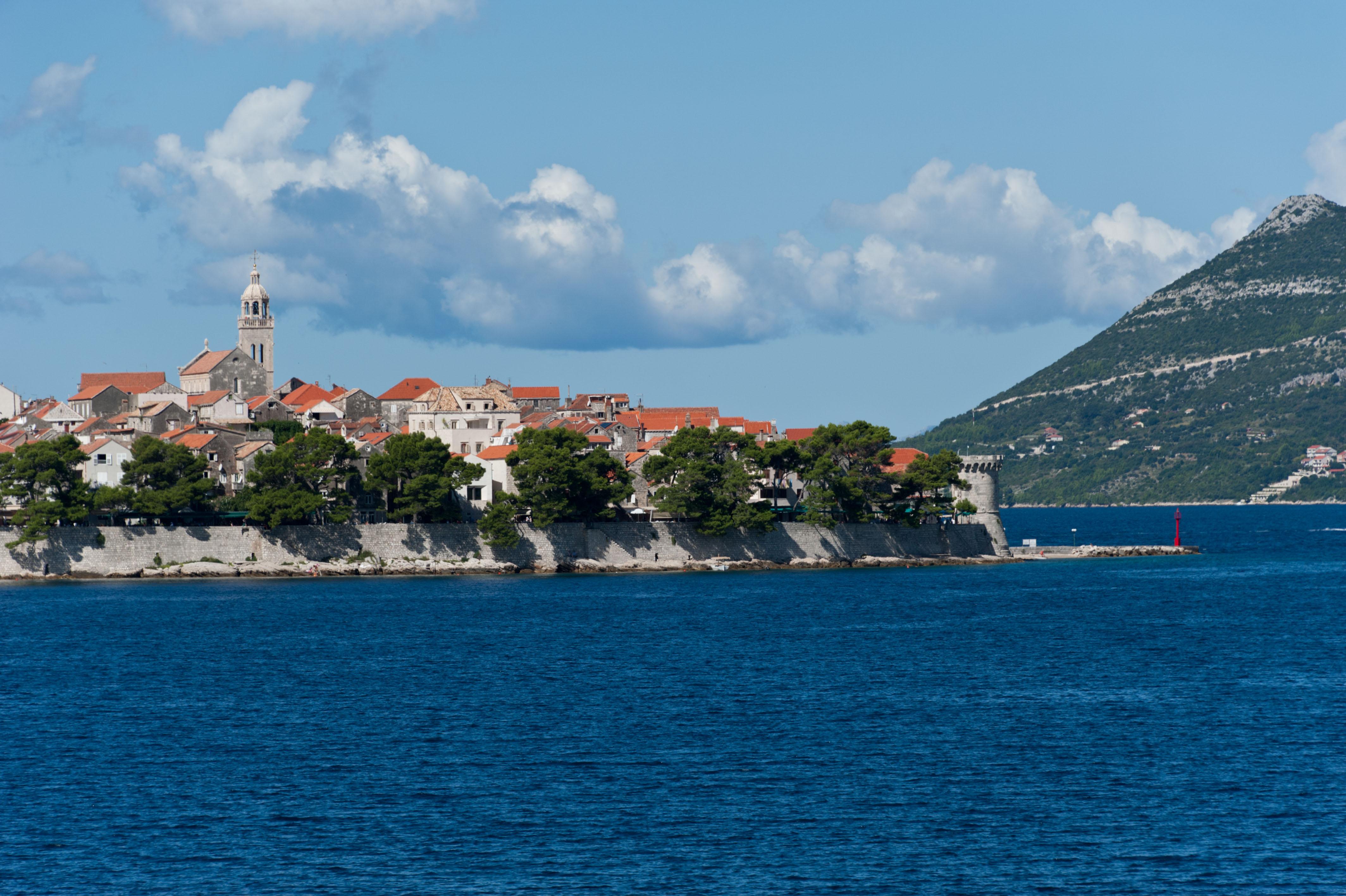 0057-Korcula (Sud Dalmatie)