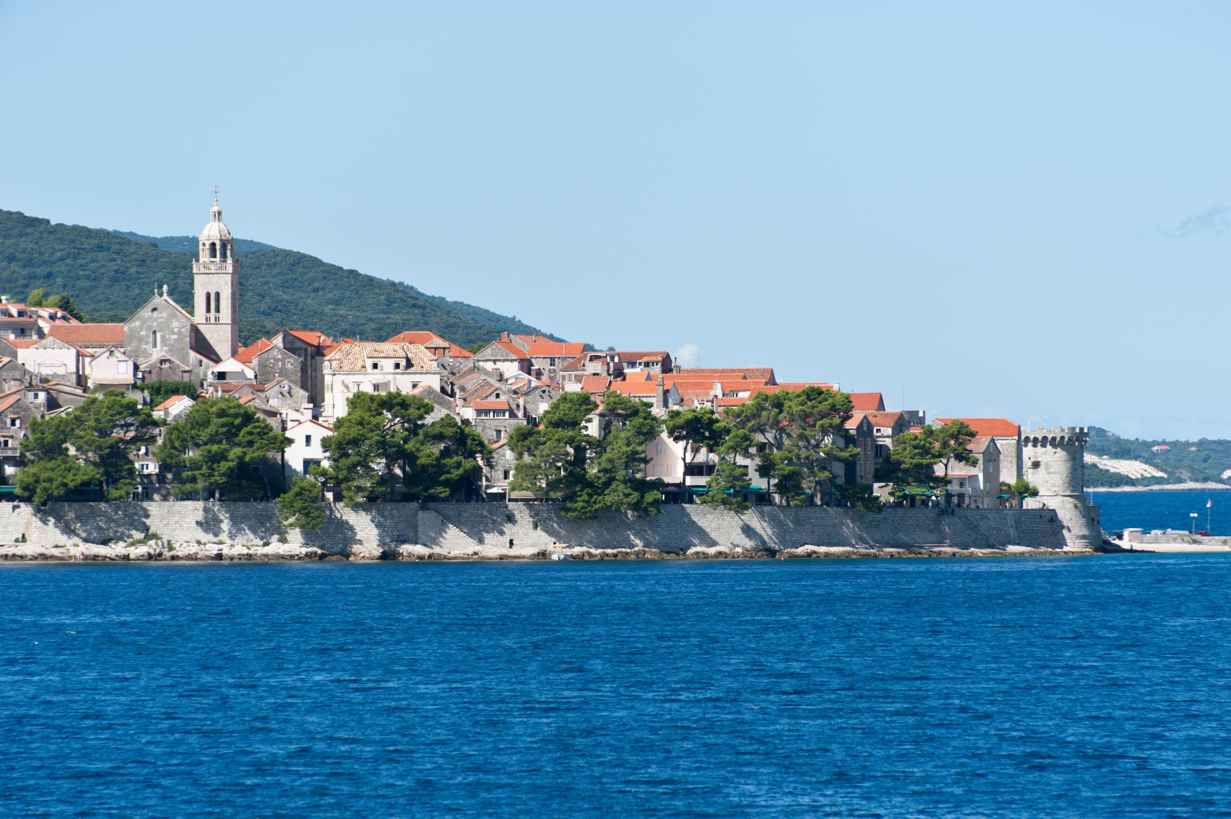 0061-Korcula (Sud Dalmatie)