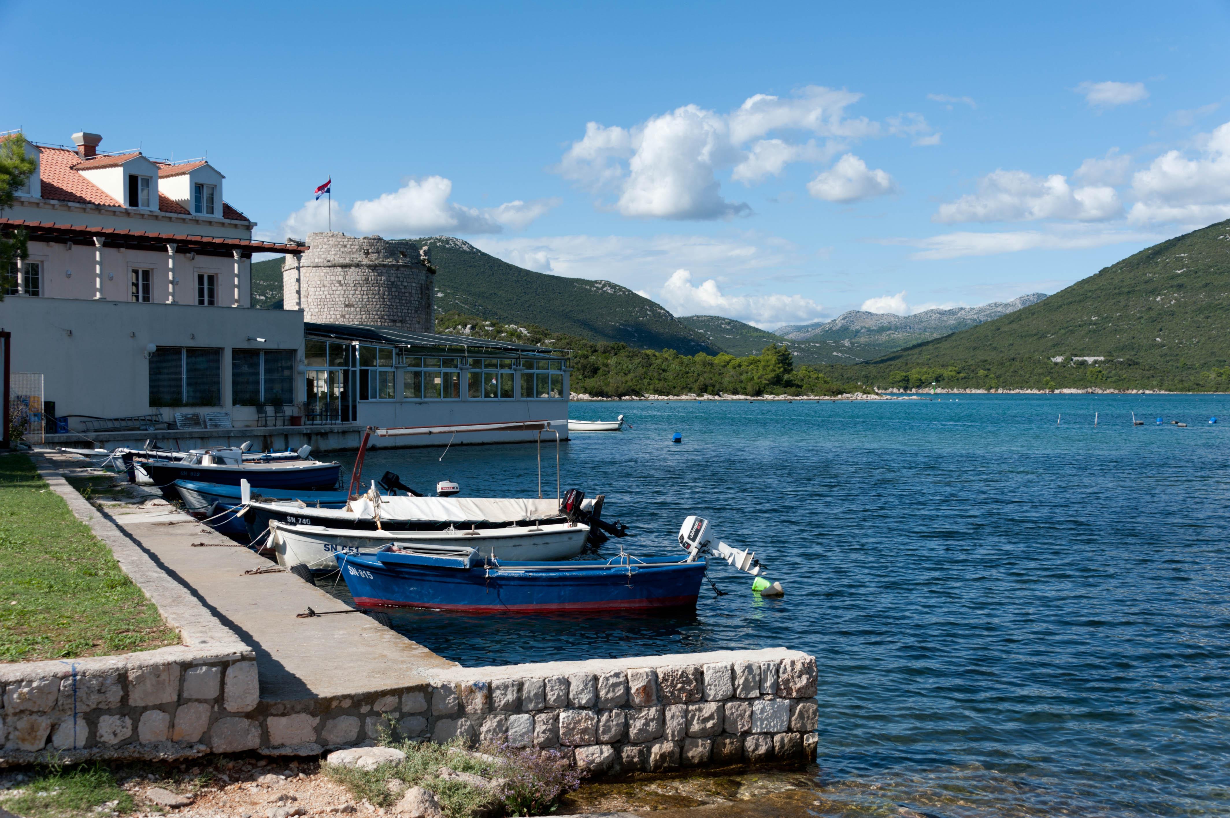 0090-Mali Ston (Sud Dalmatie)
