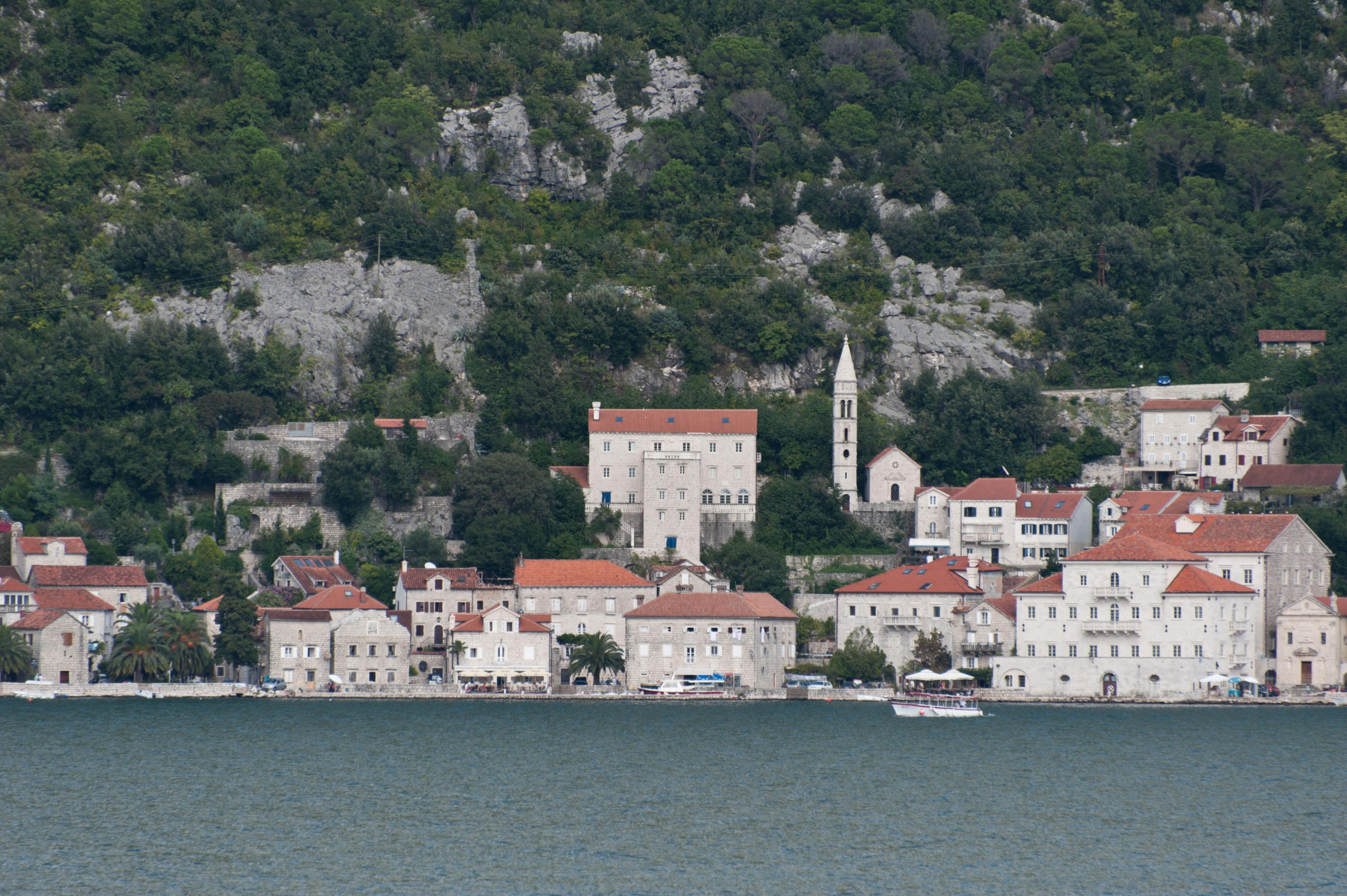 0185-Perast - Bouches de Kotor (Montenegro)