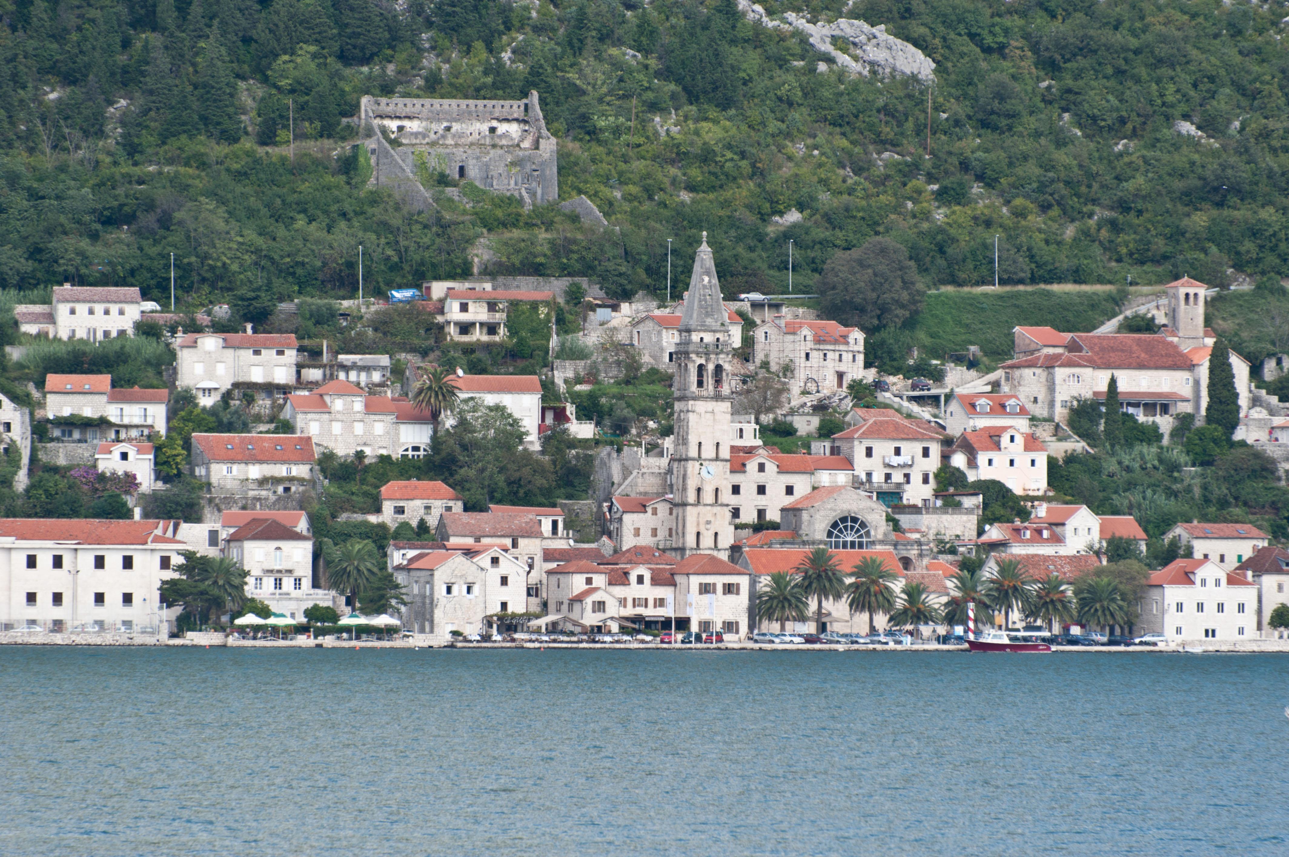0186-Perast - Bouches de Kotor (Montenegro)