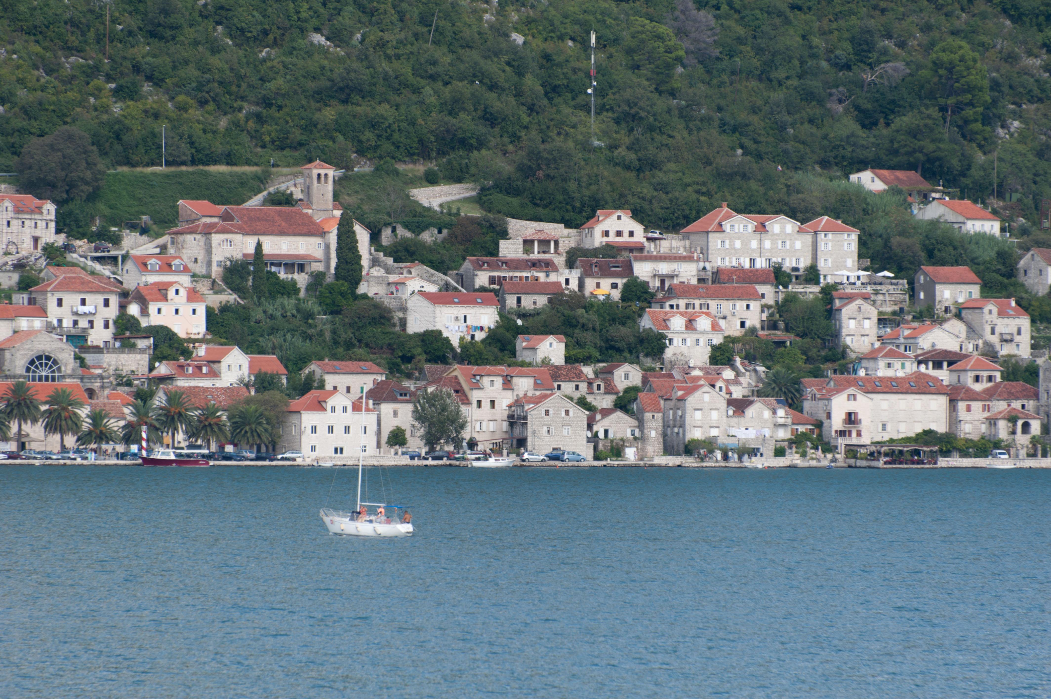 0187-Perast - Bouches de Kotor (Montenegro)