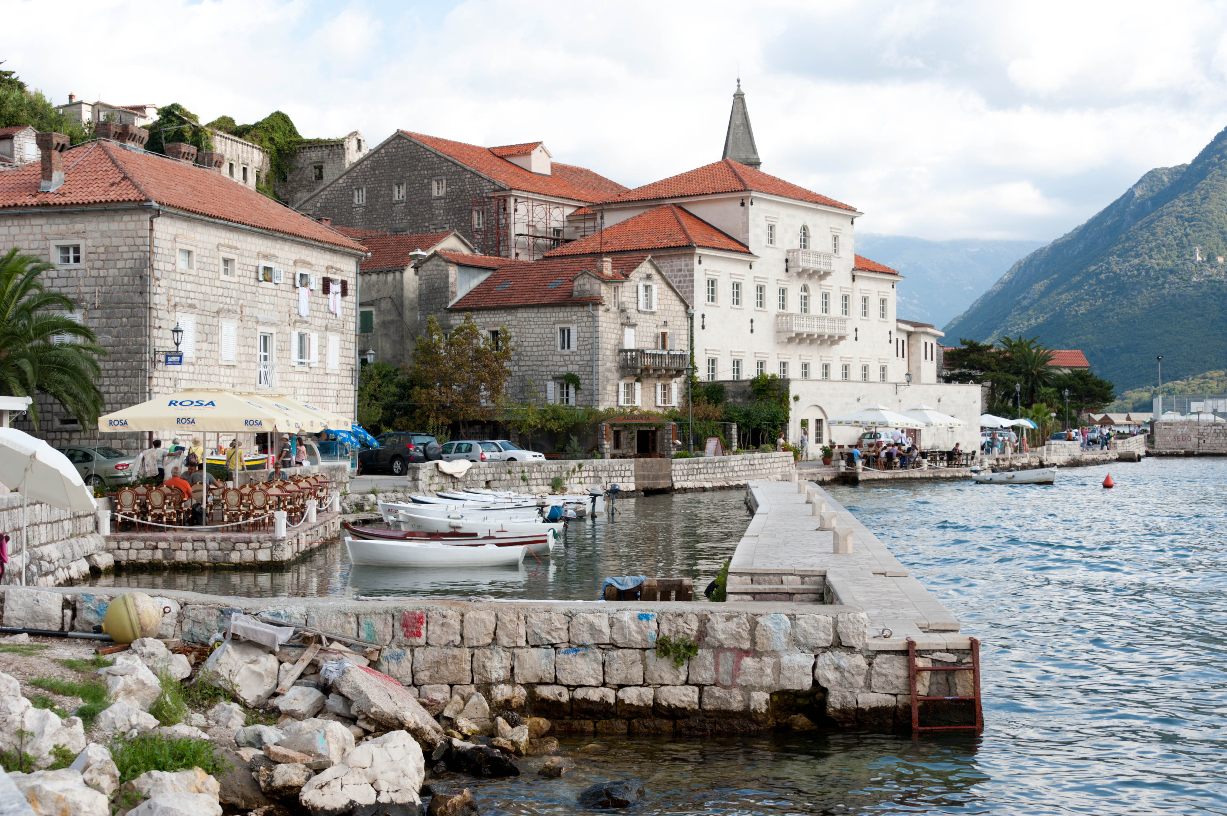 0205-Perast - Bouches de Kotor (Montenegro)