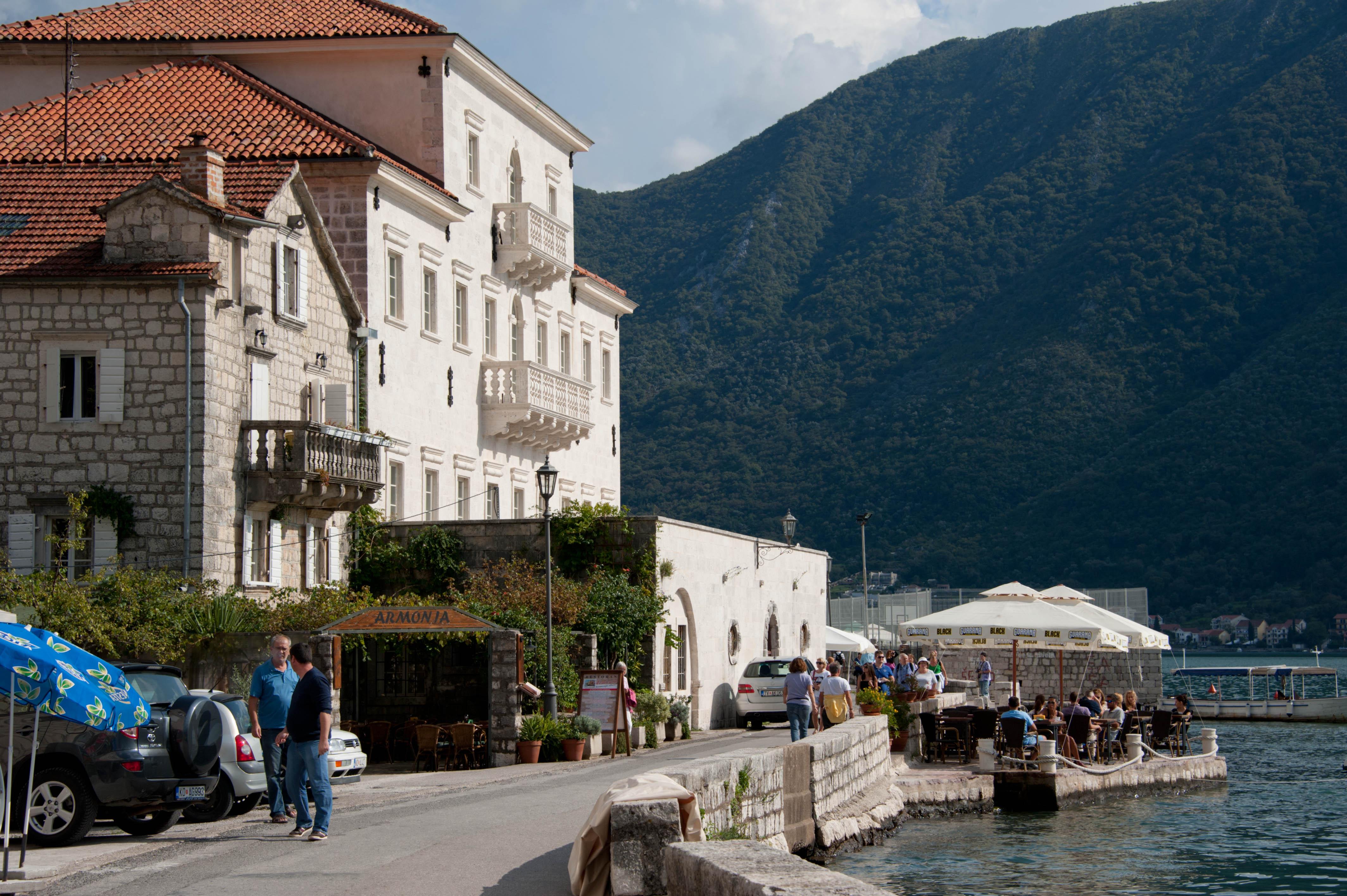 0208-Perast - Bouches de Kotor (Montenegro)