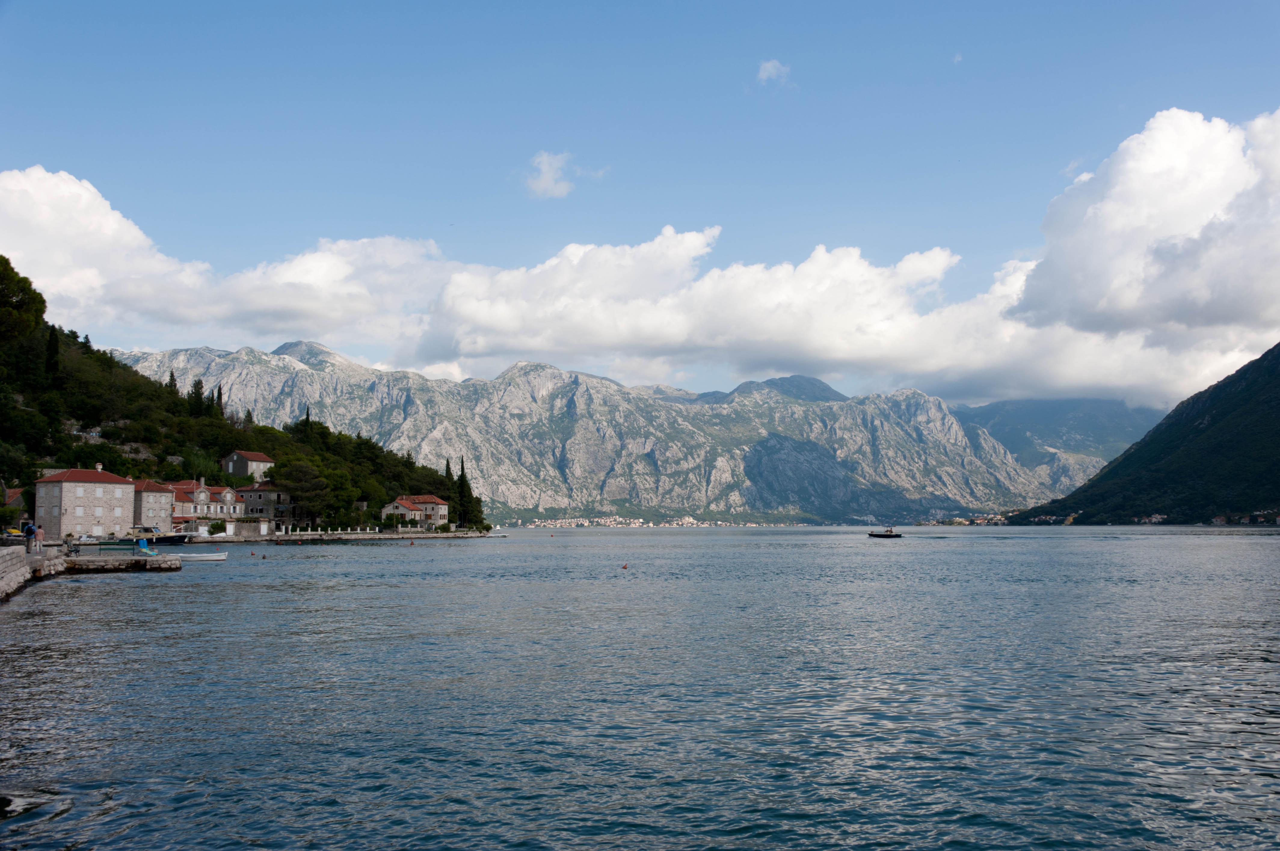 0216-Perast - Bouches de Kotor (Montenegro)
