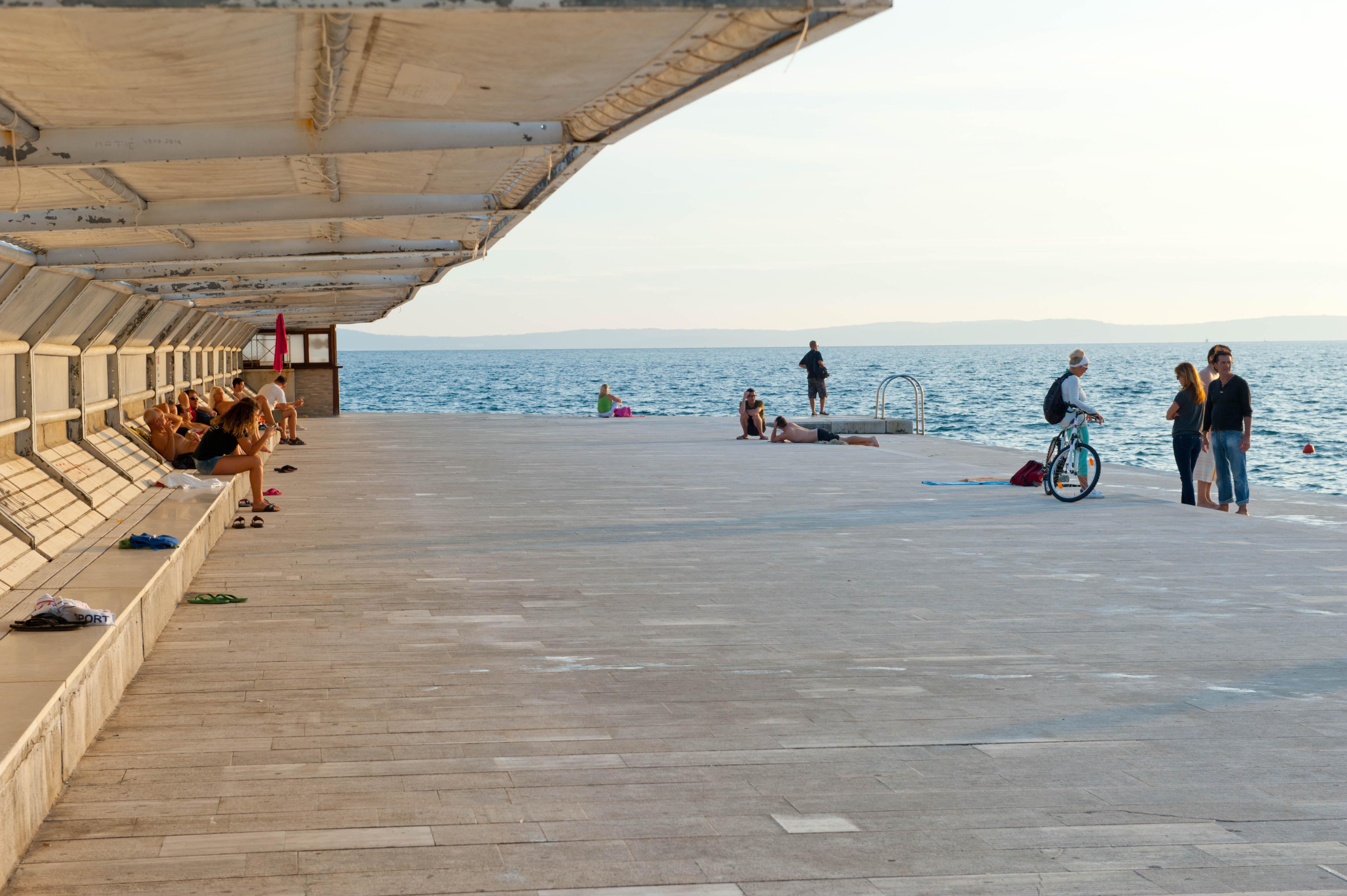 0309-Split - Jadran Balunjeri club house (Dalmatie centrale)