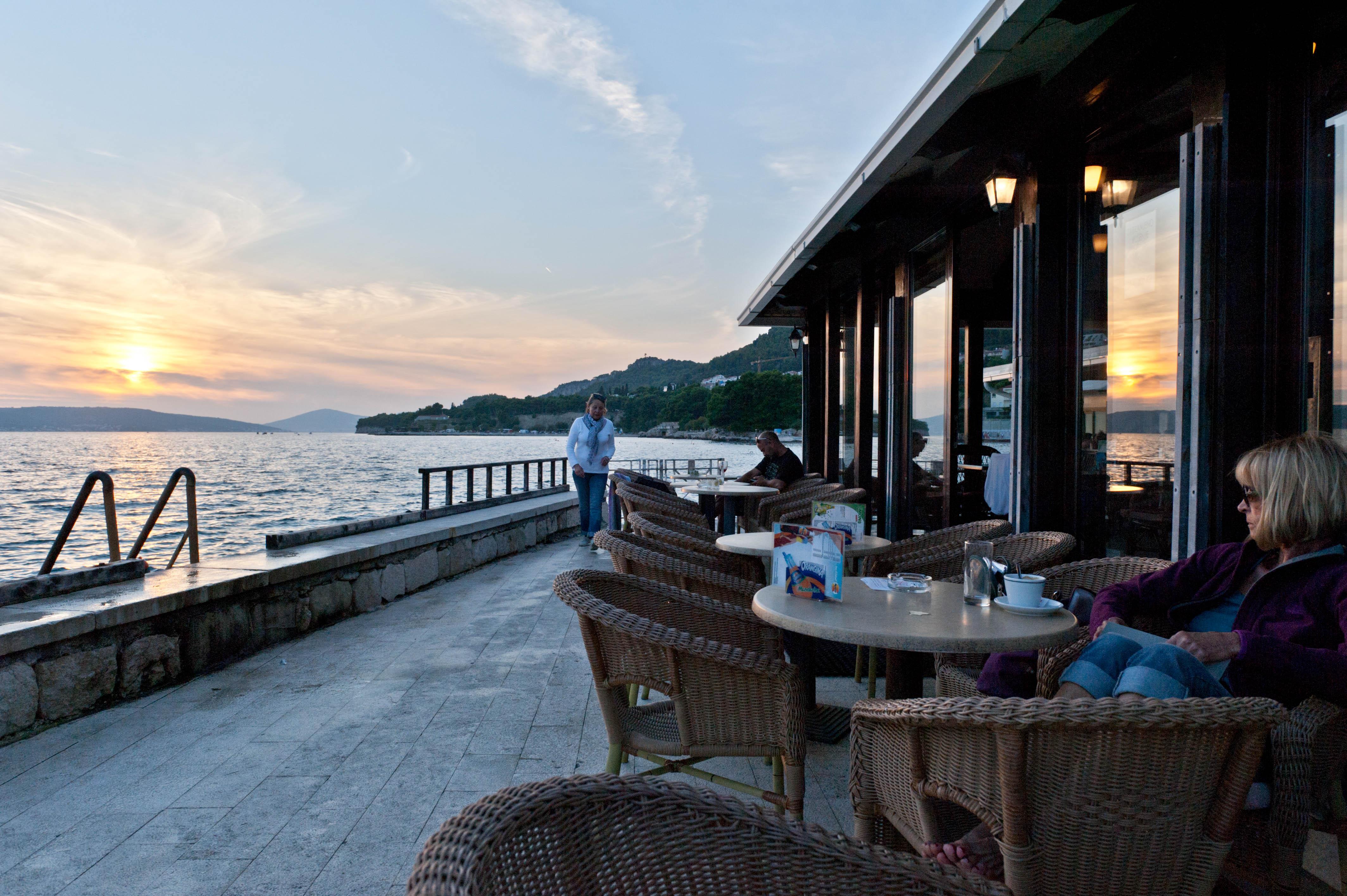 0331-Split - Jadran Balunjeri club house (Dalmatie centrale)