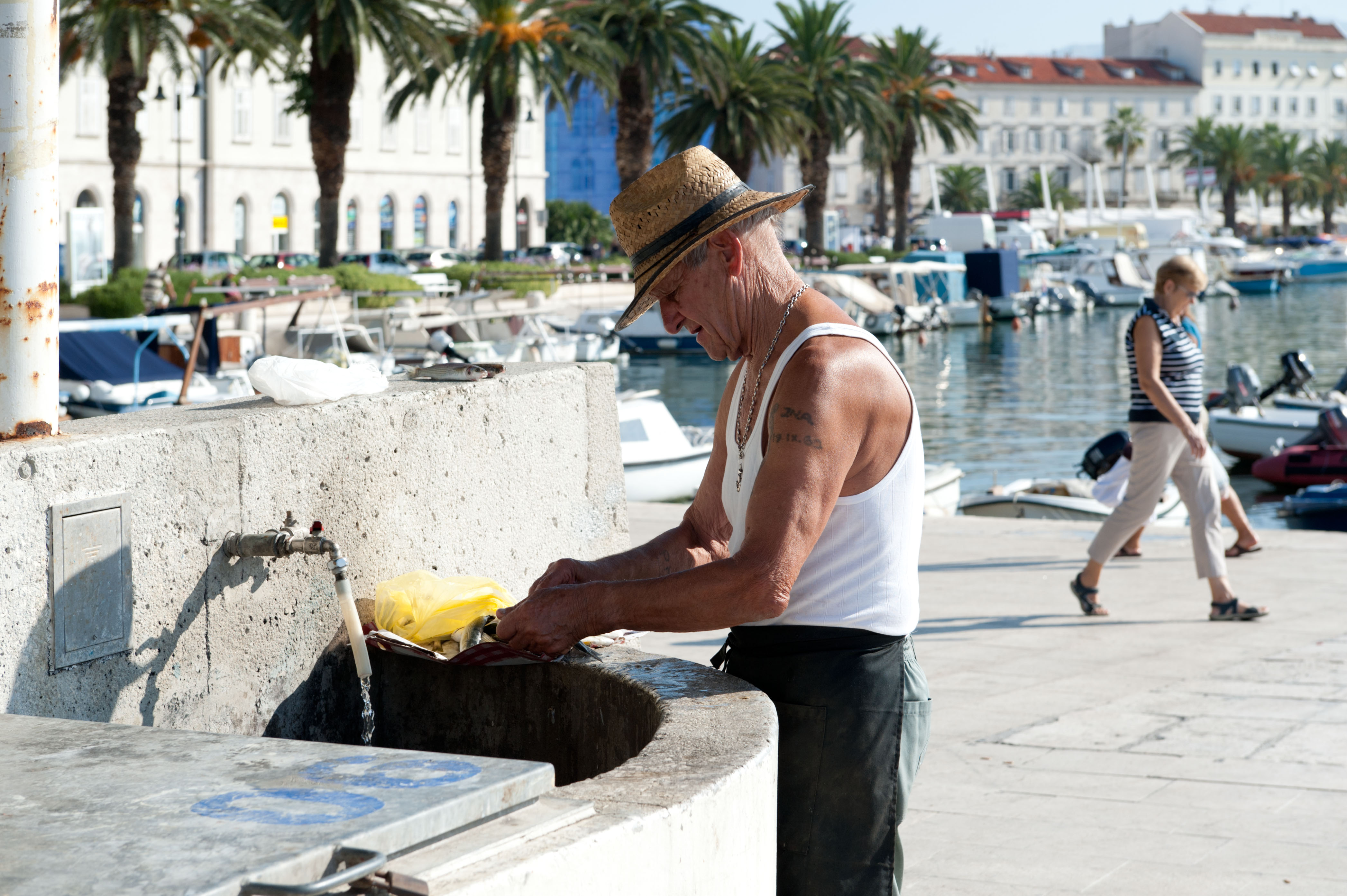 0368-Split (Dalmatie centrale)