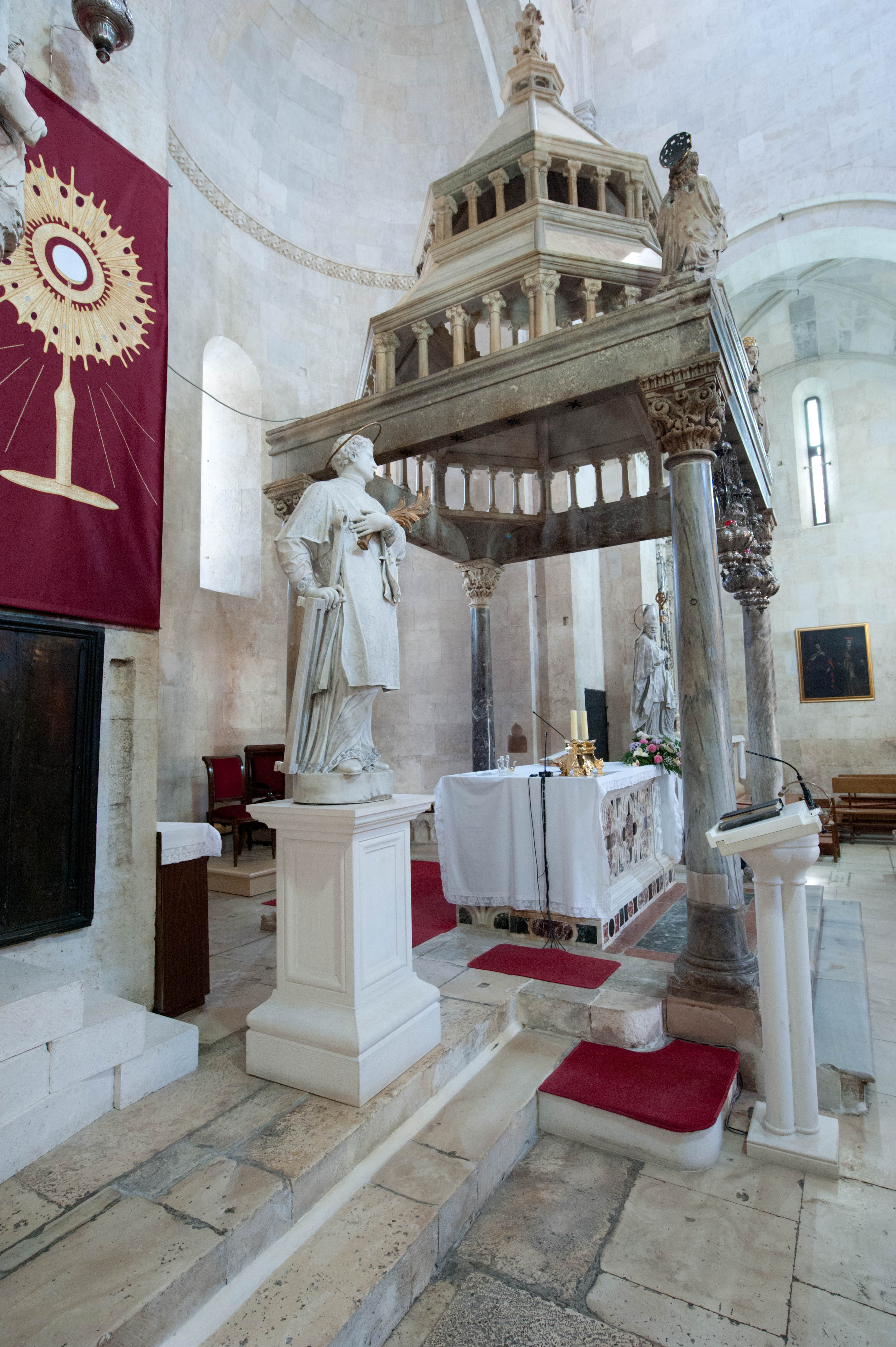 0476-Trogir(Dalmatie centrale)
