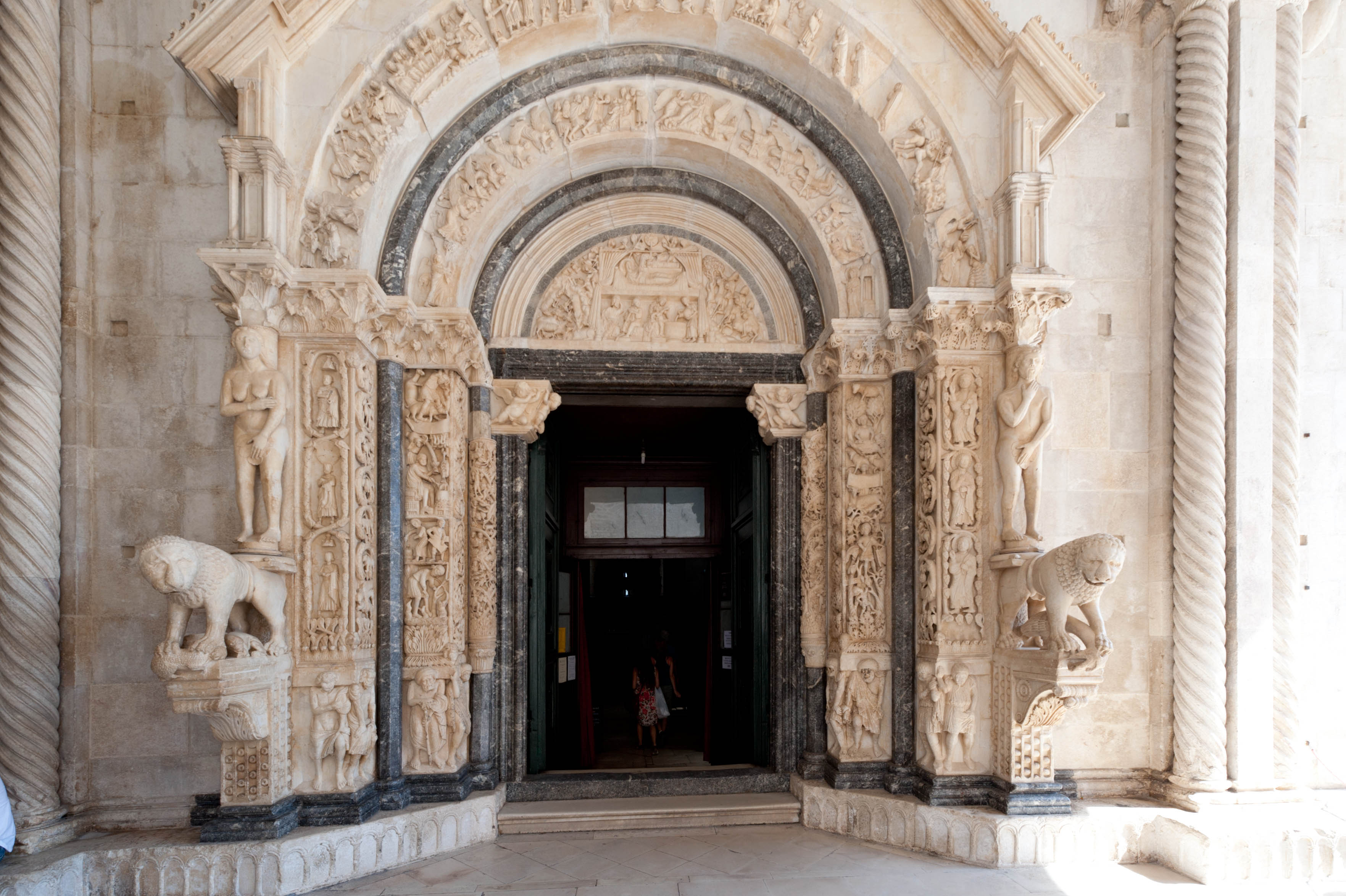 0485-Trogir(Dalmatie centrale)