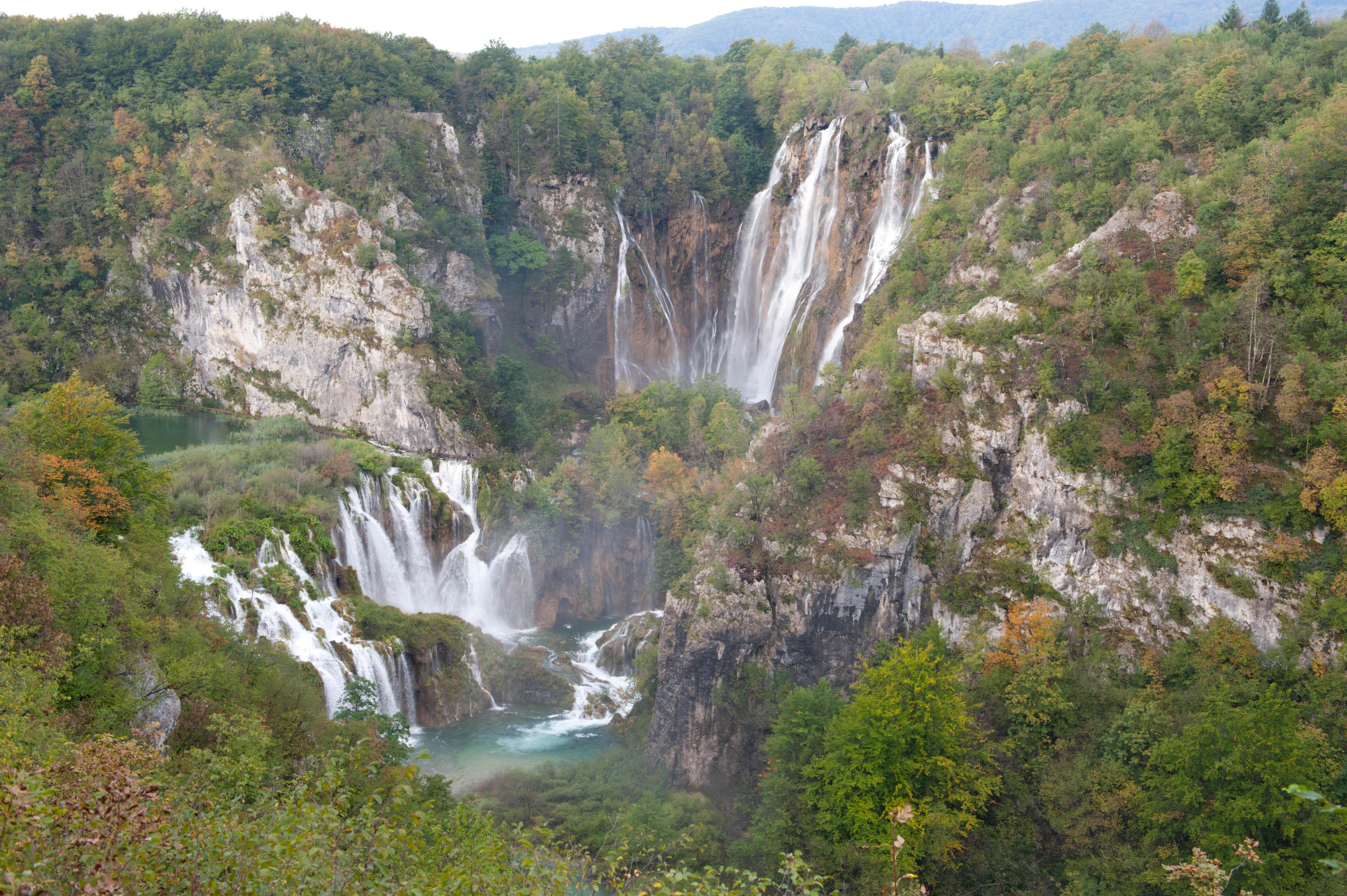 0487-Parc national lacs de Plitvice (Lika-Croatie)