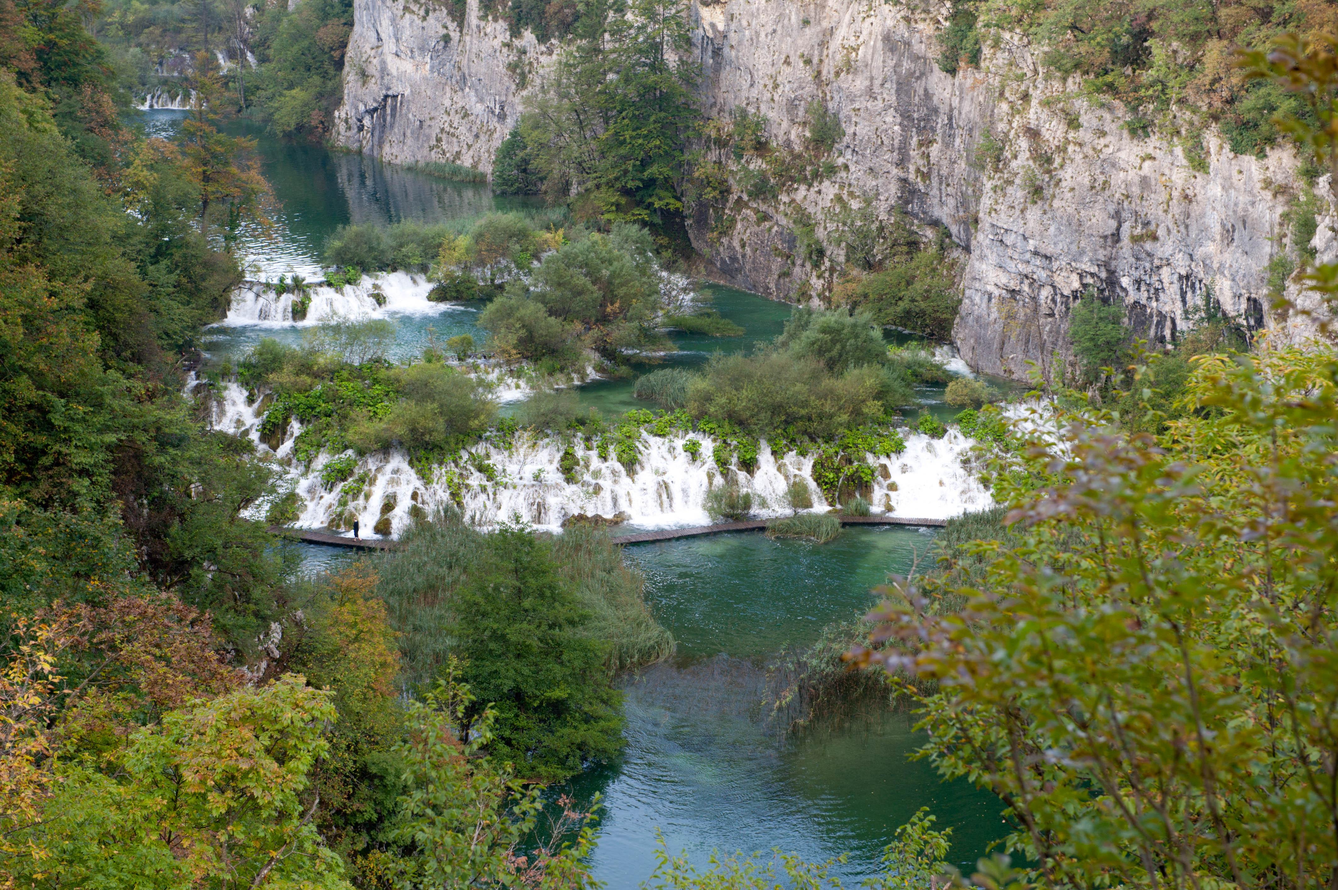 0490-Parc national lacs de Plitvice (Lika-Croatie)