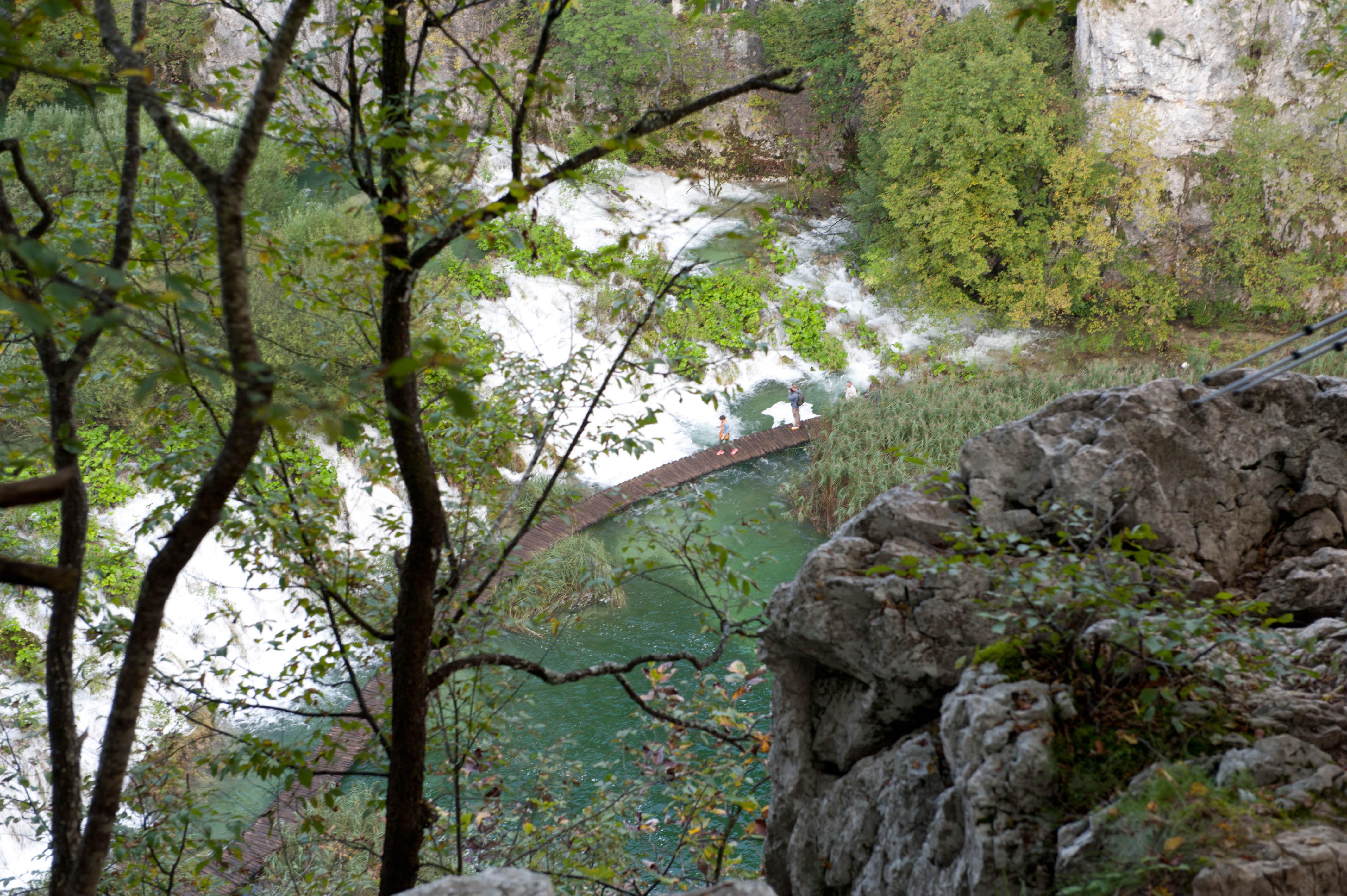 0493-Parc national lacs de Plitvice (Lika-Croatie)