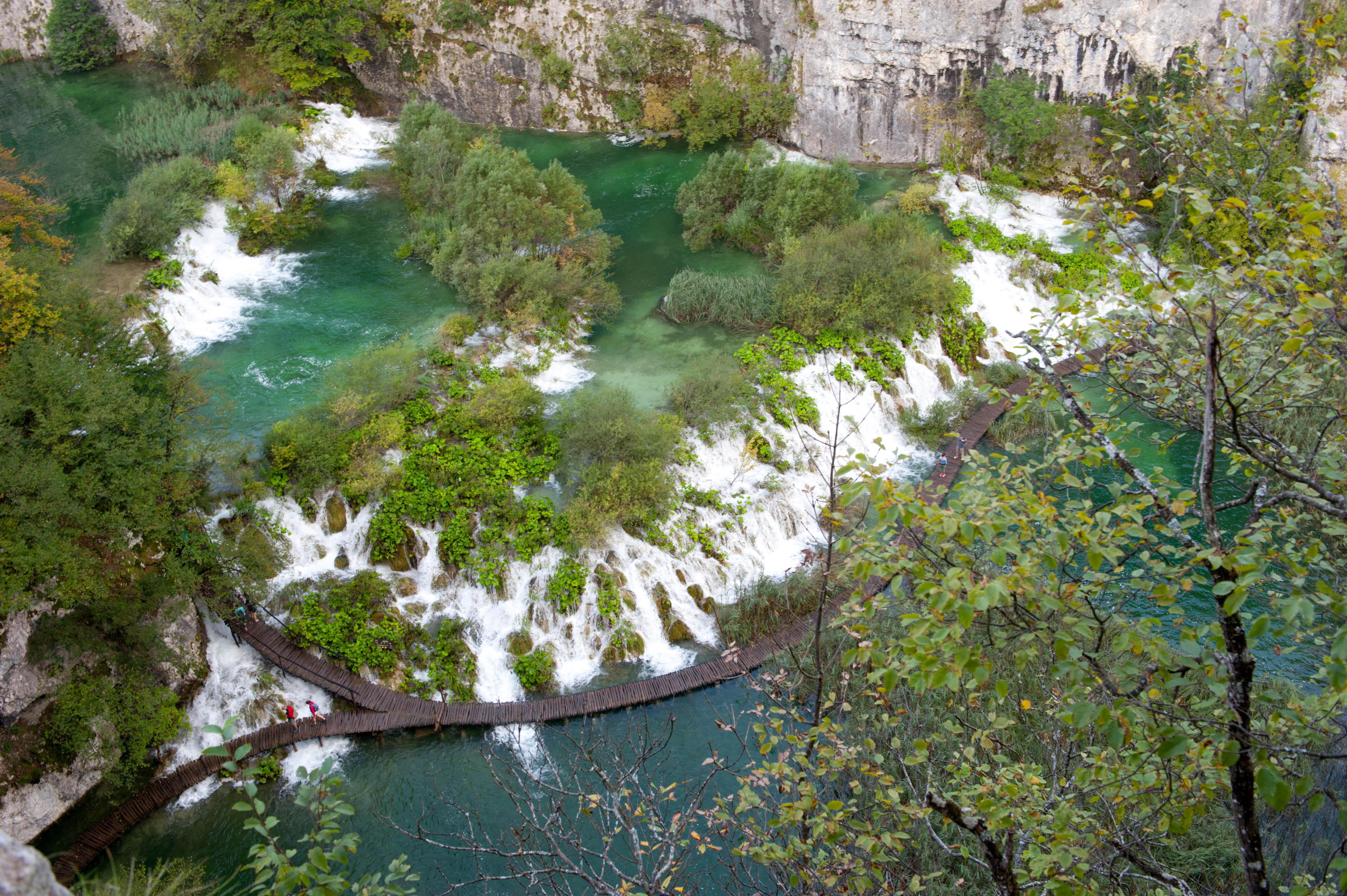 0495-Parc national lacs de Plitvice (Lika-Croatie)