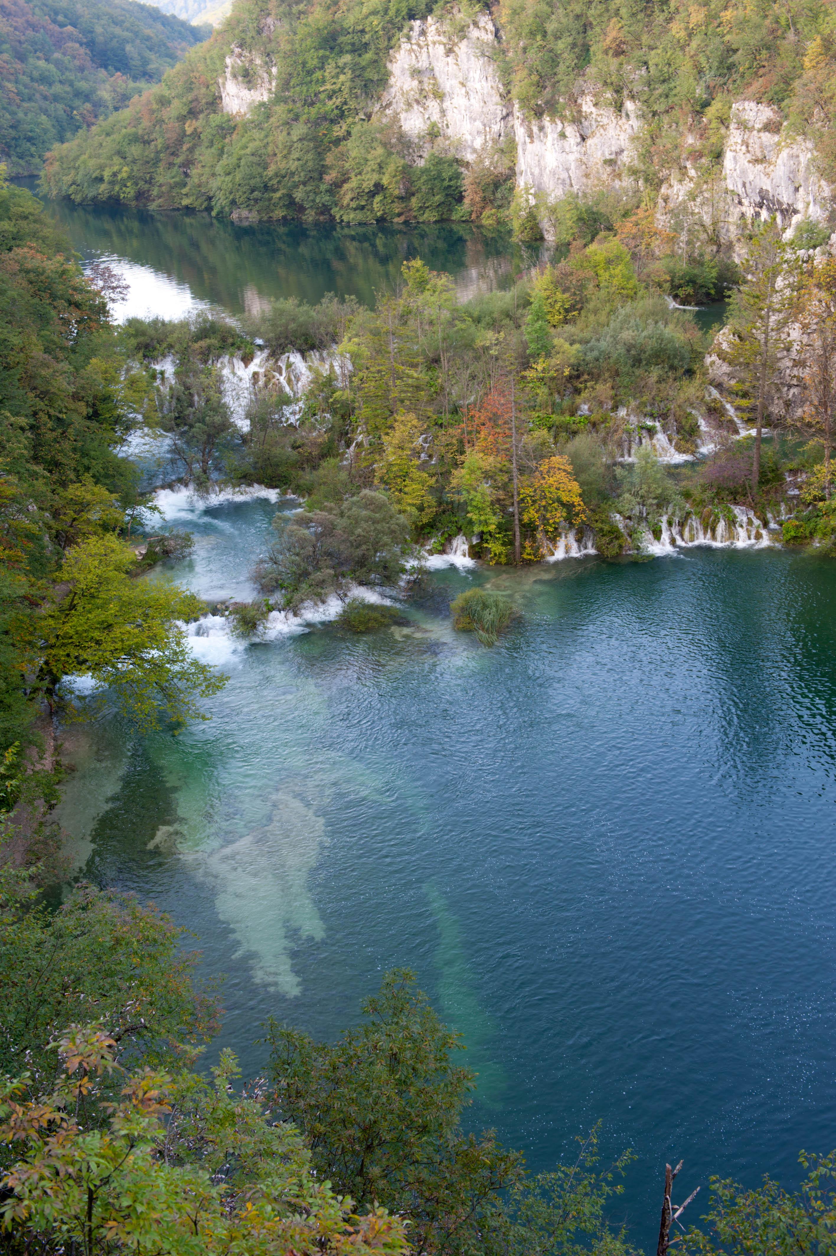 0497-Parc national lacs de Plitvice (Lika-Croatie)
