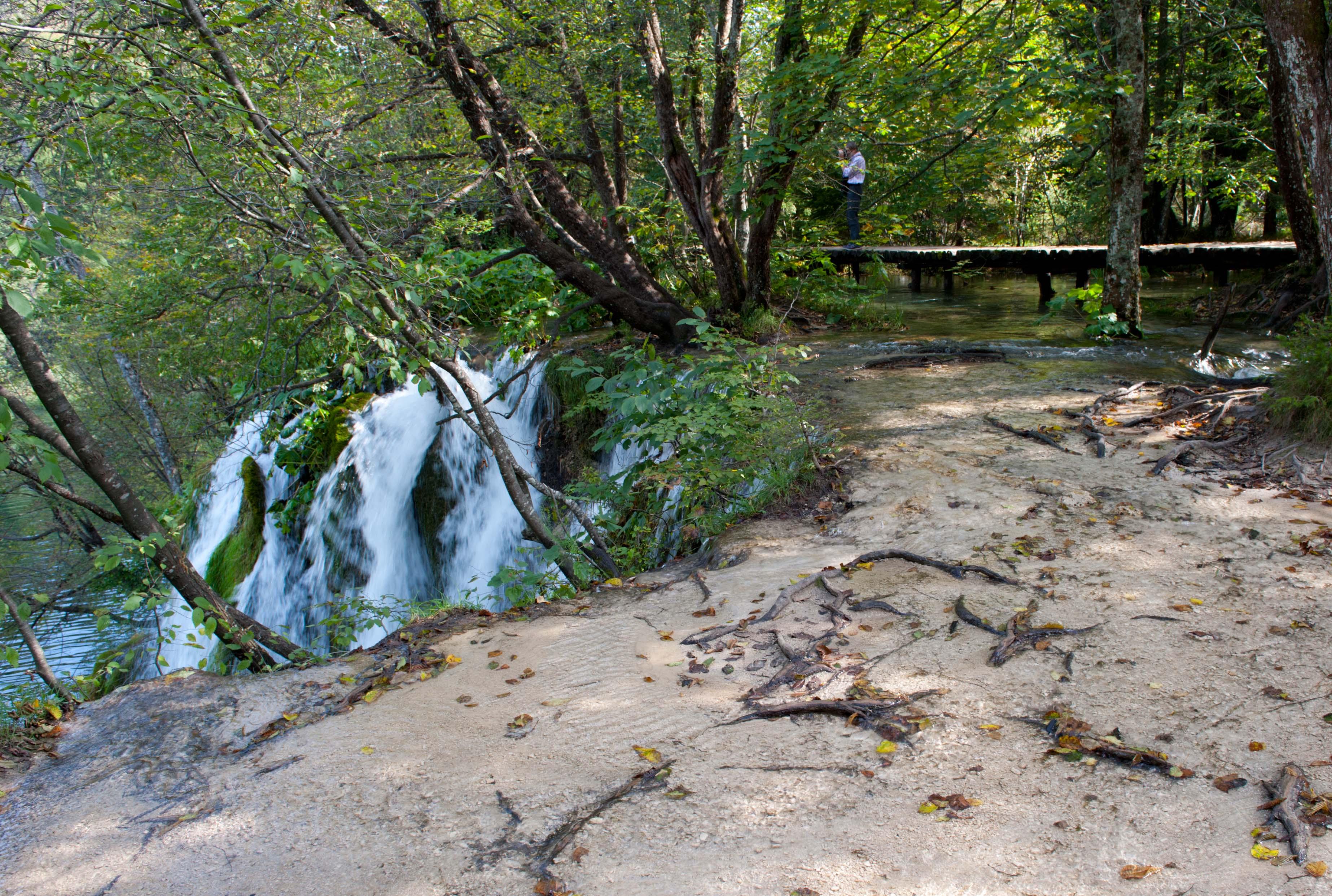 0510-Parc national lacs de Plitvice (Lika-Croatie)