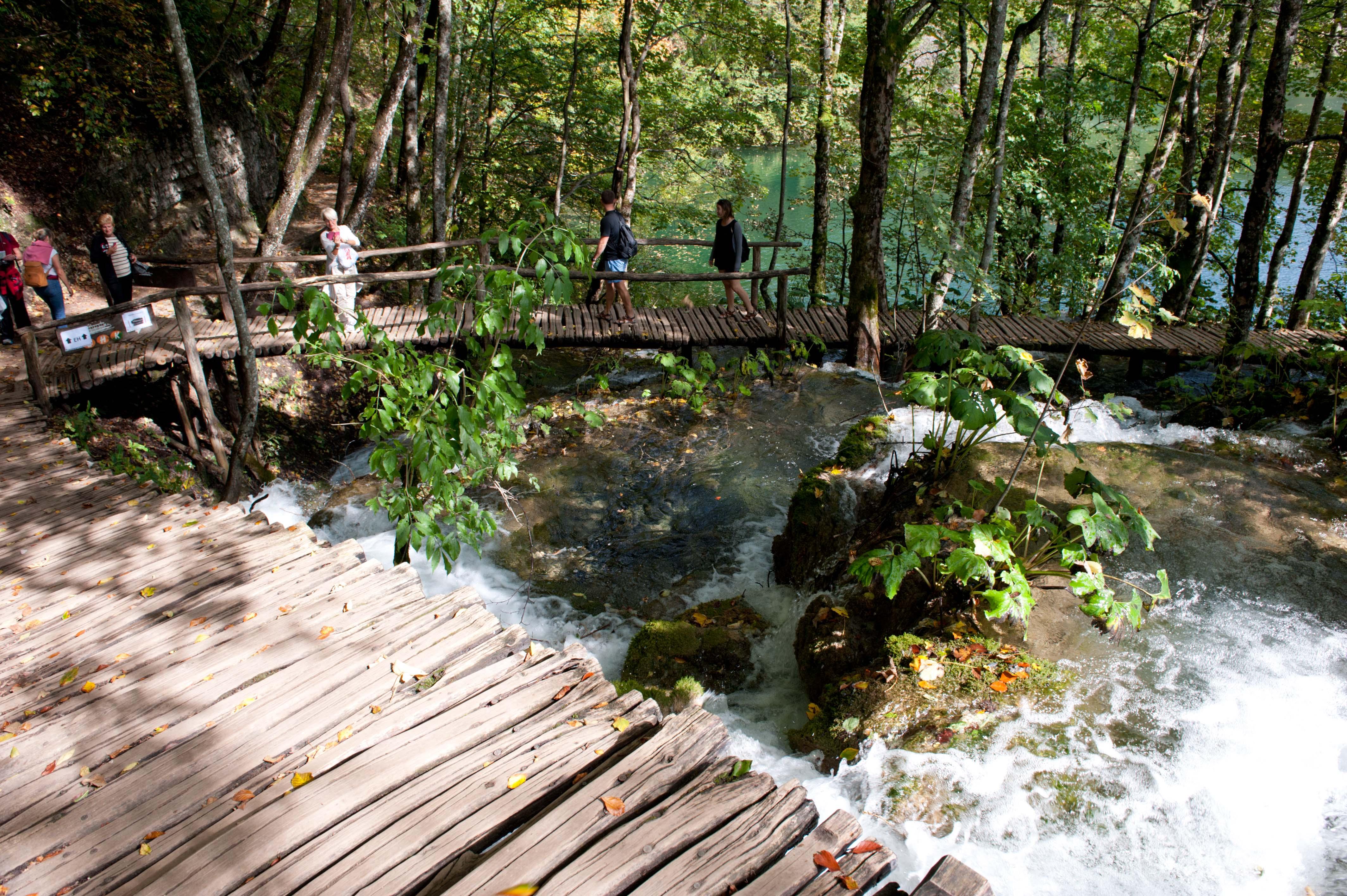 0530-Parc national lacs de Plitvice (Lika-Croatie)