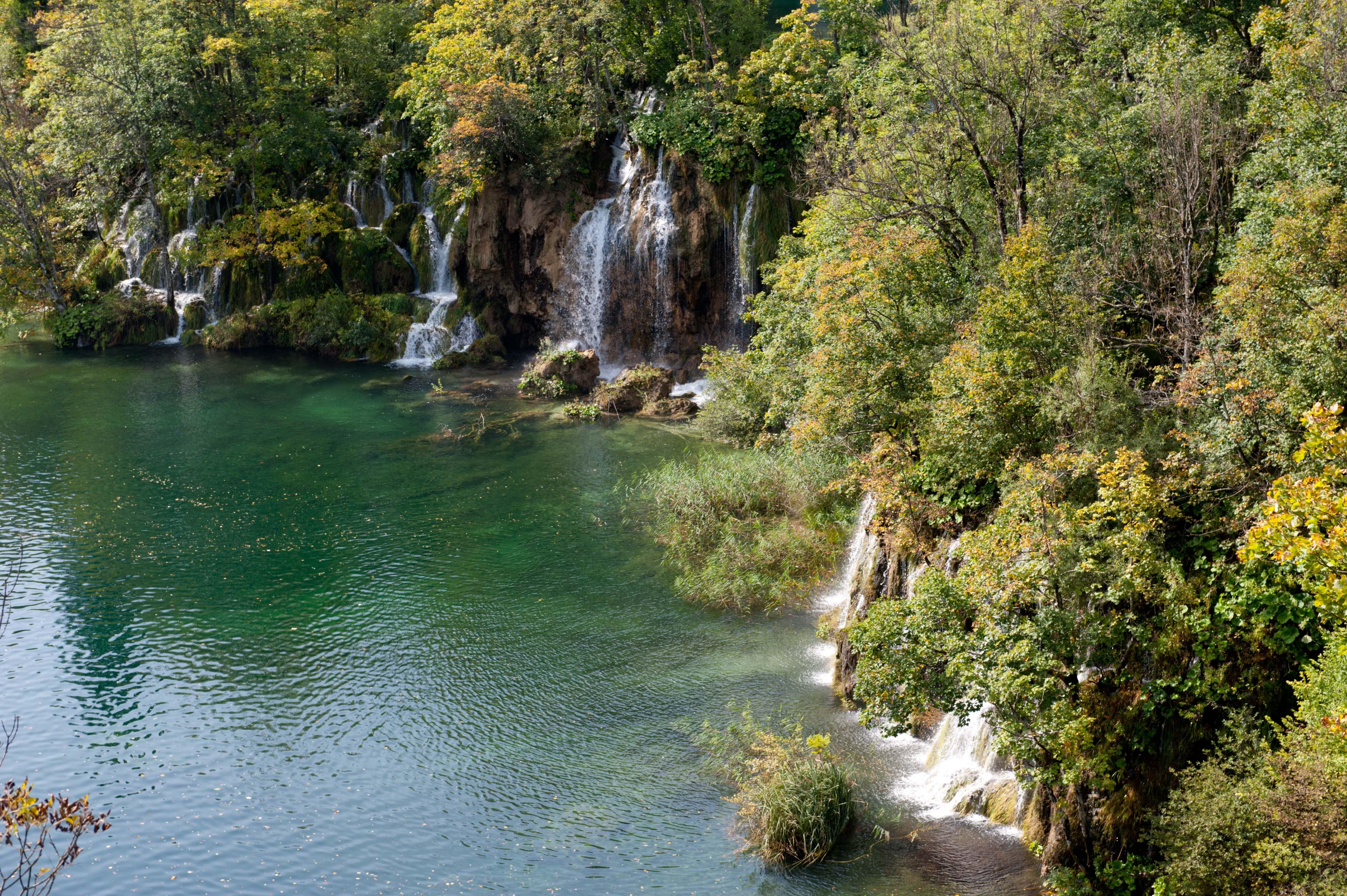 0538-Parc national lacs de Plitvice (Lika-Croatie)