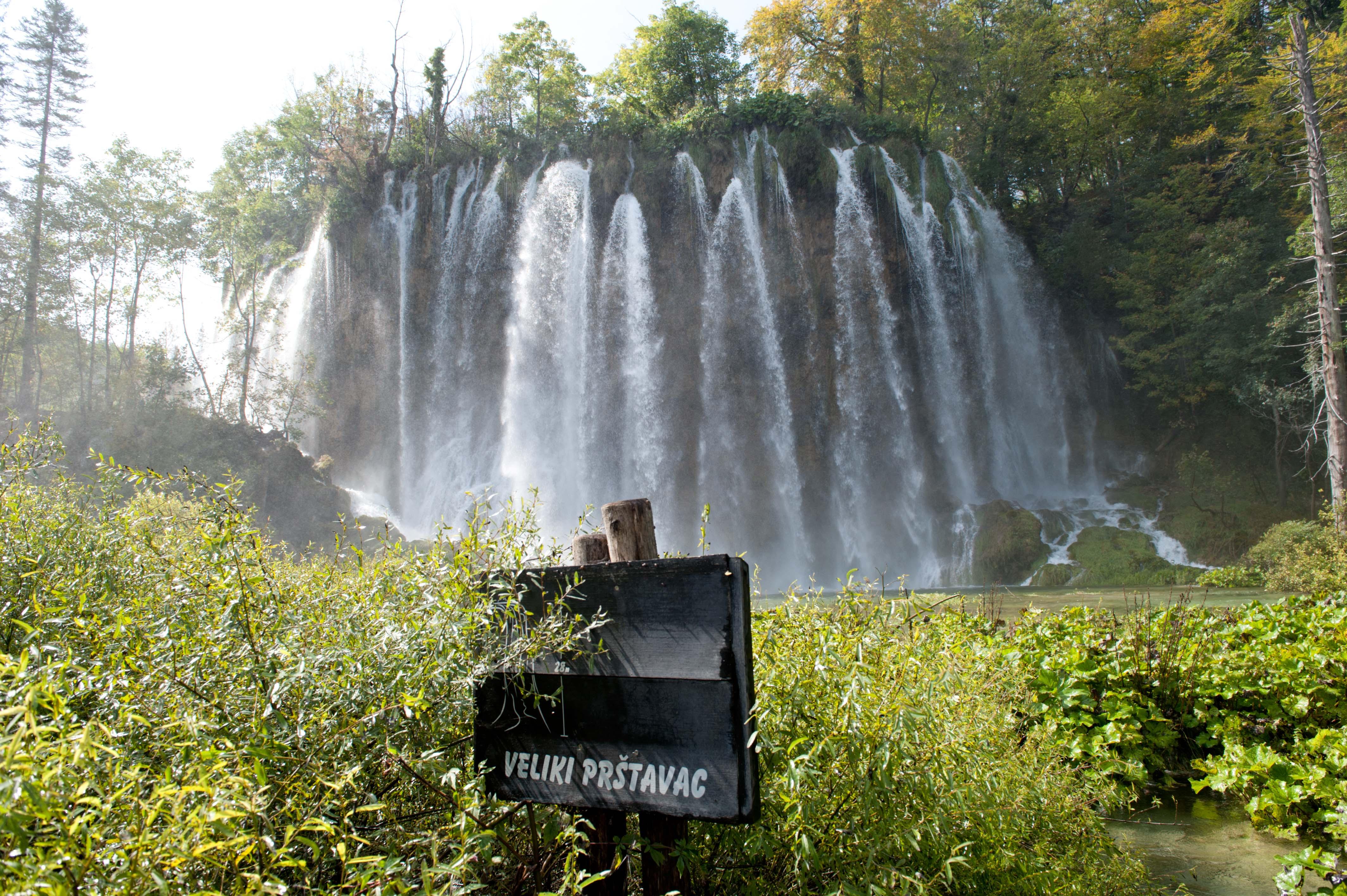 0563-Parc national lacs de Plitvice (Lika-Croatie)