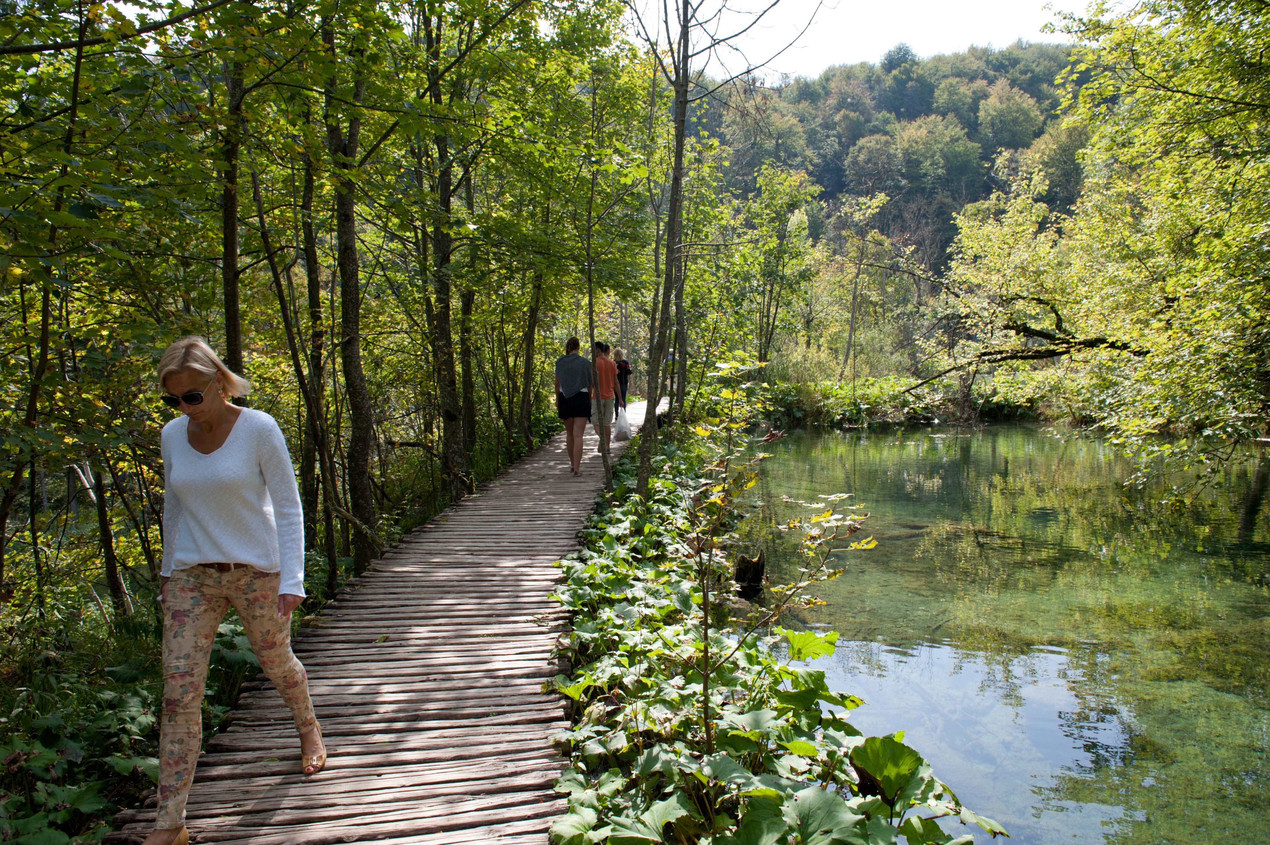 0565-Parc national lacs de Plitvice (Lika-Croatie)