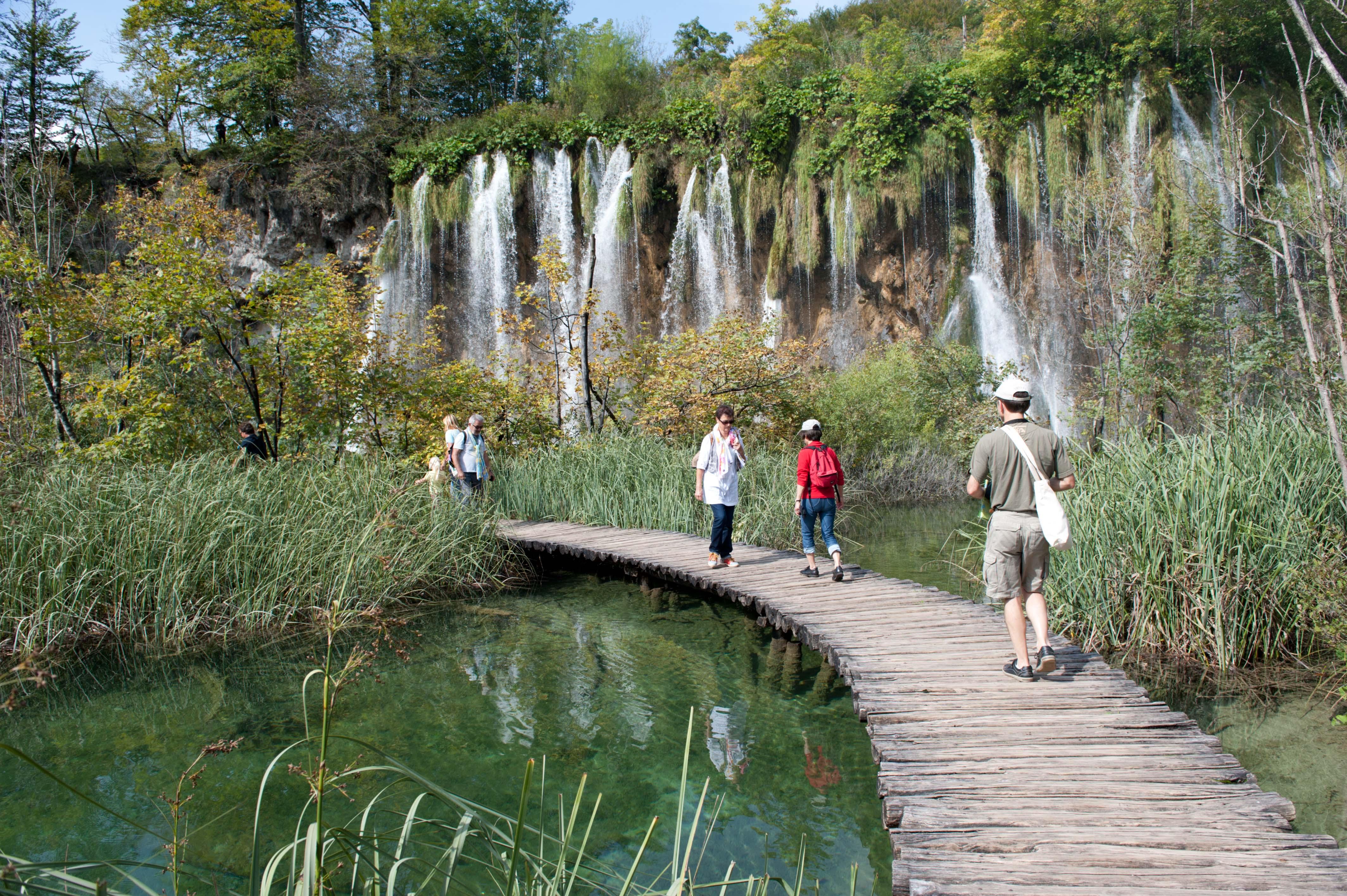 0573-Parc national lacs de Plitvice (Lika-Croatie)