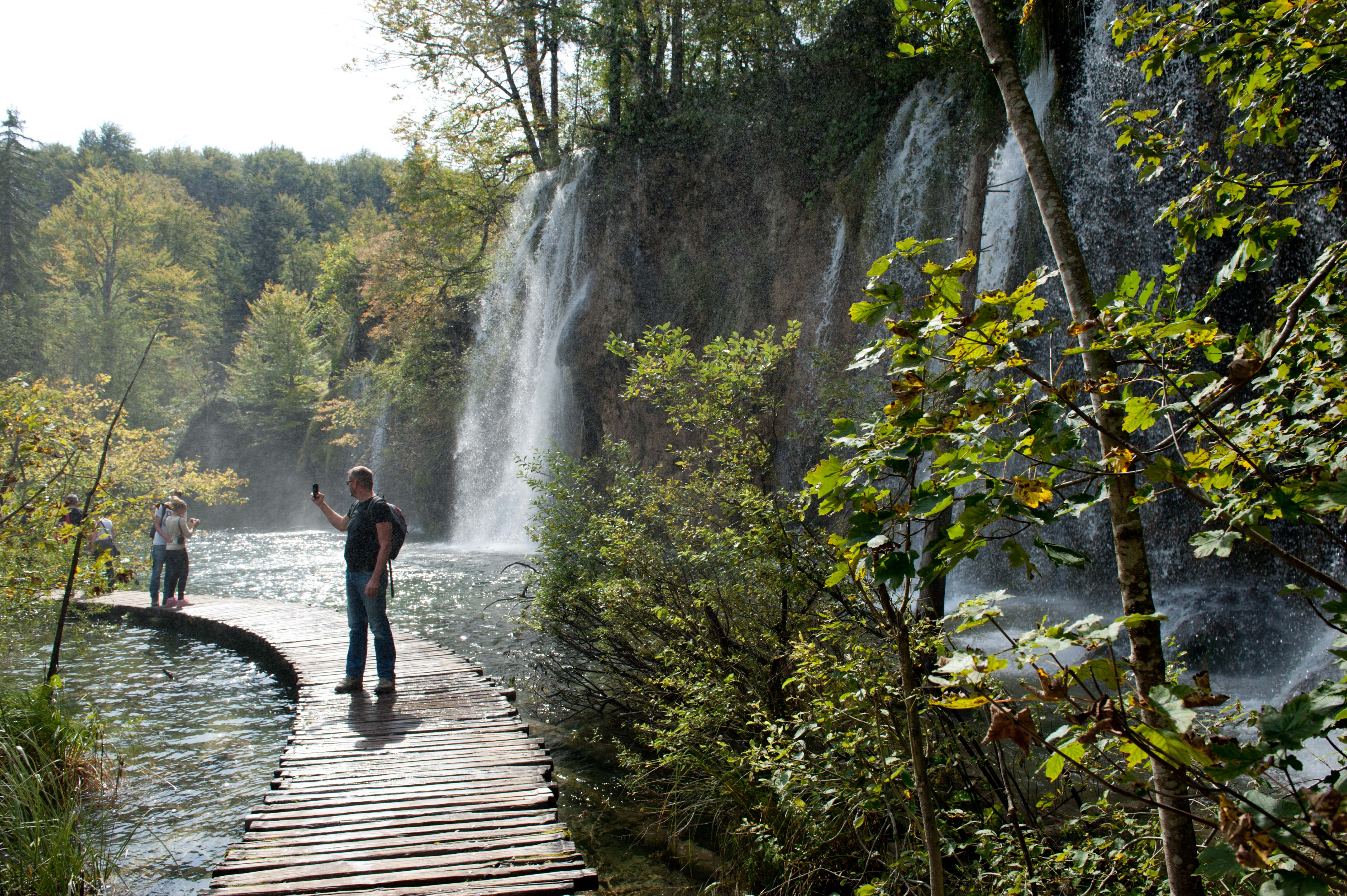 0579-Parc national lacs de Plitvice (Lika-Croatie)