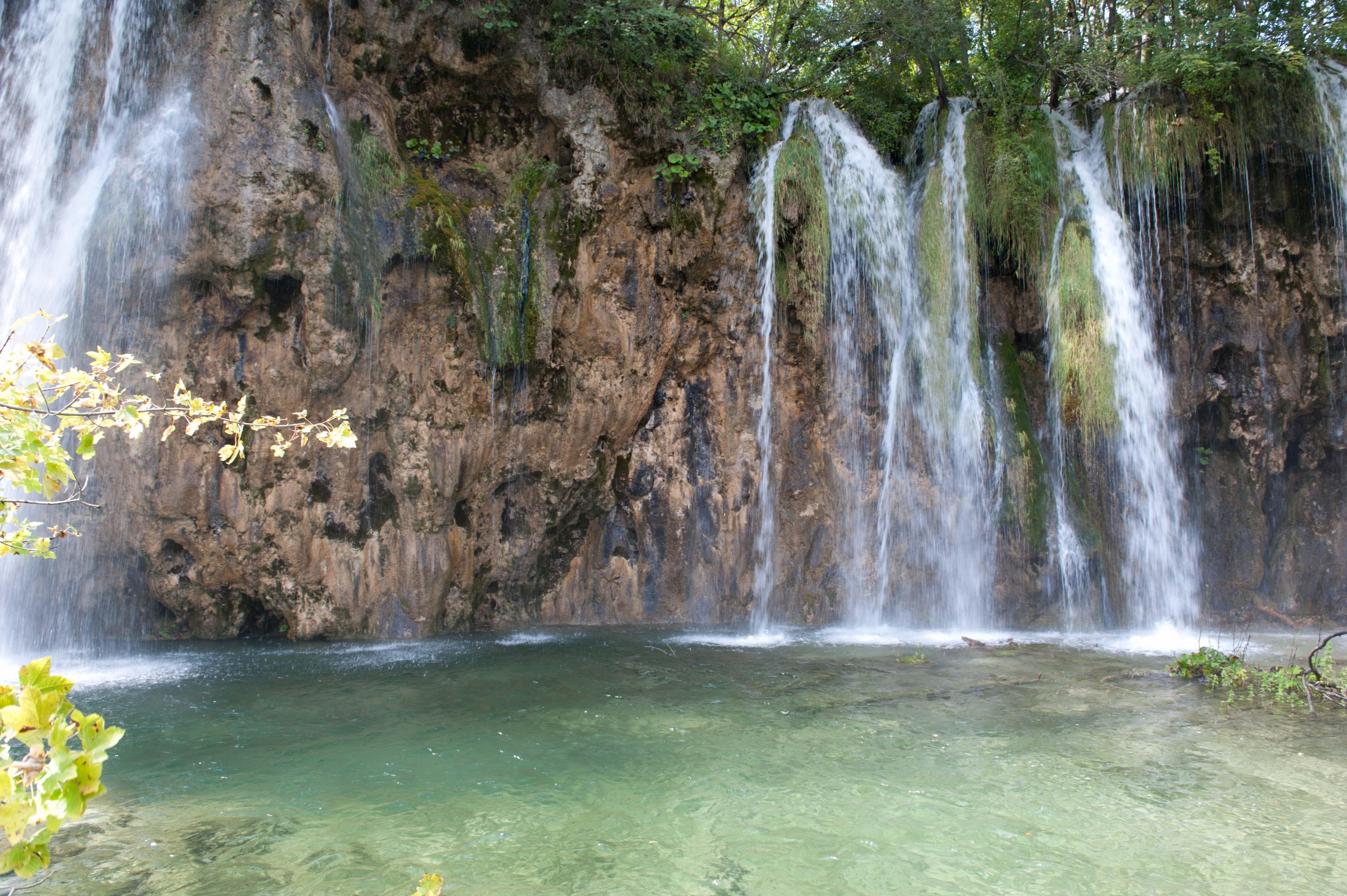 0580-Parc national lacs de Plitvice (Lika-Croatie)
