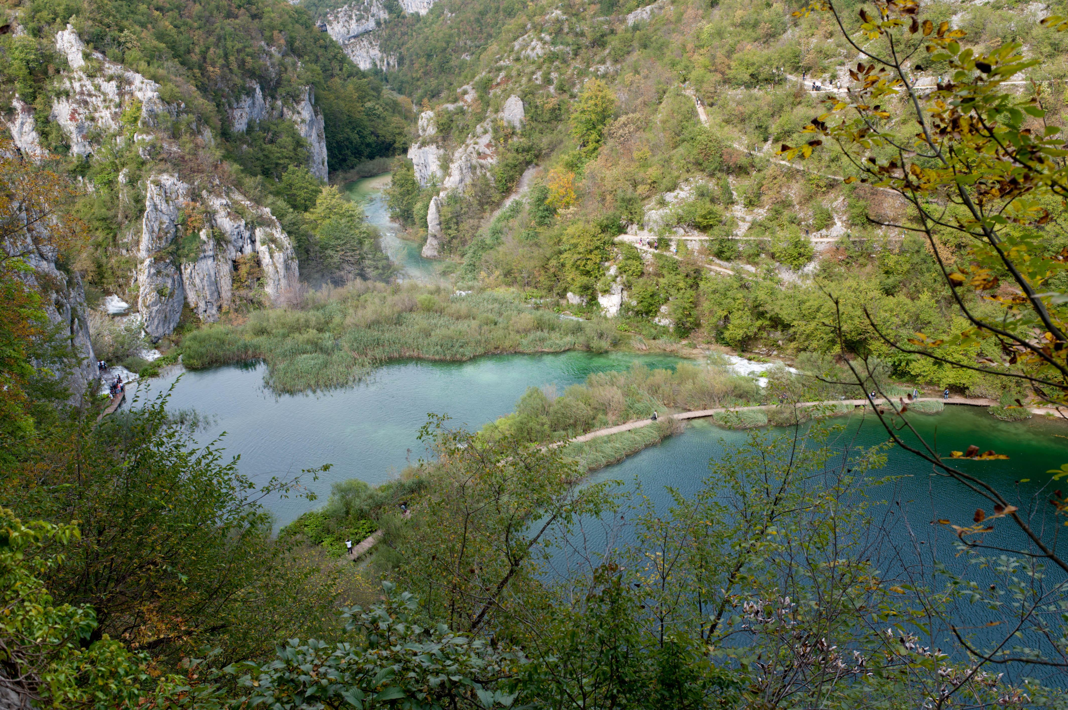 0611-Parc national lacs de Plitvice (Lika-Croatie)