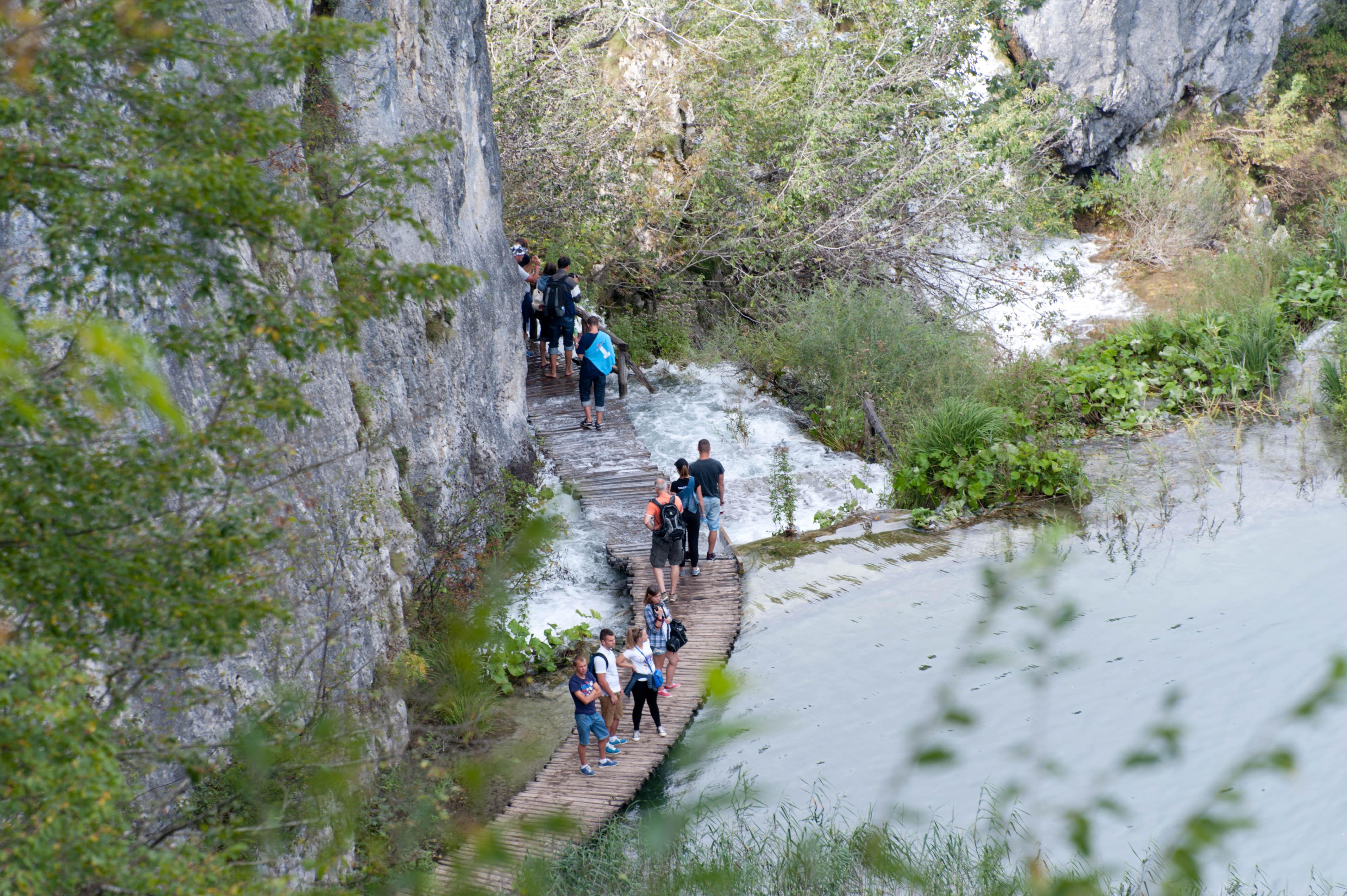 0614-Parc national lacs de Plitvice (Lika-Croatie)