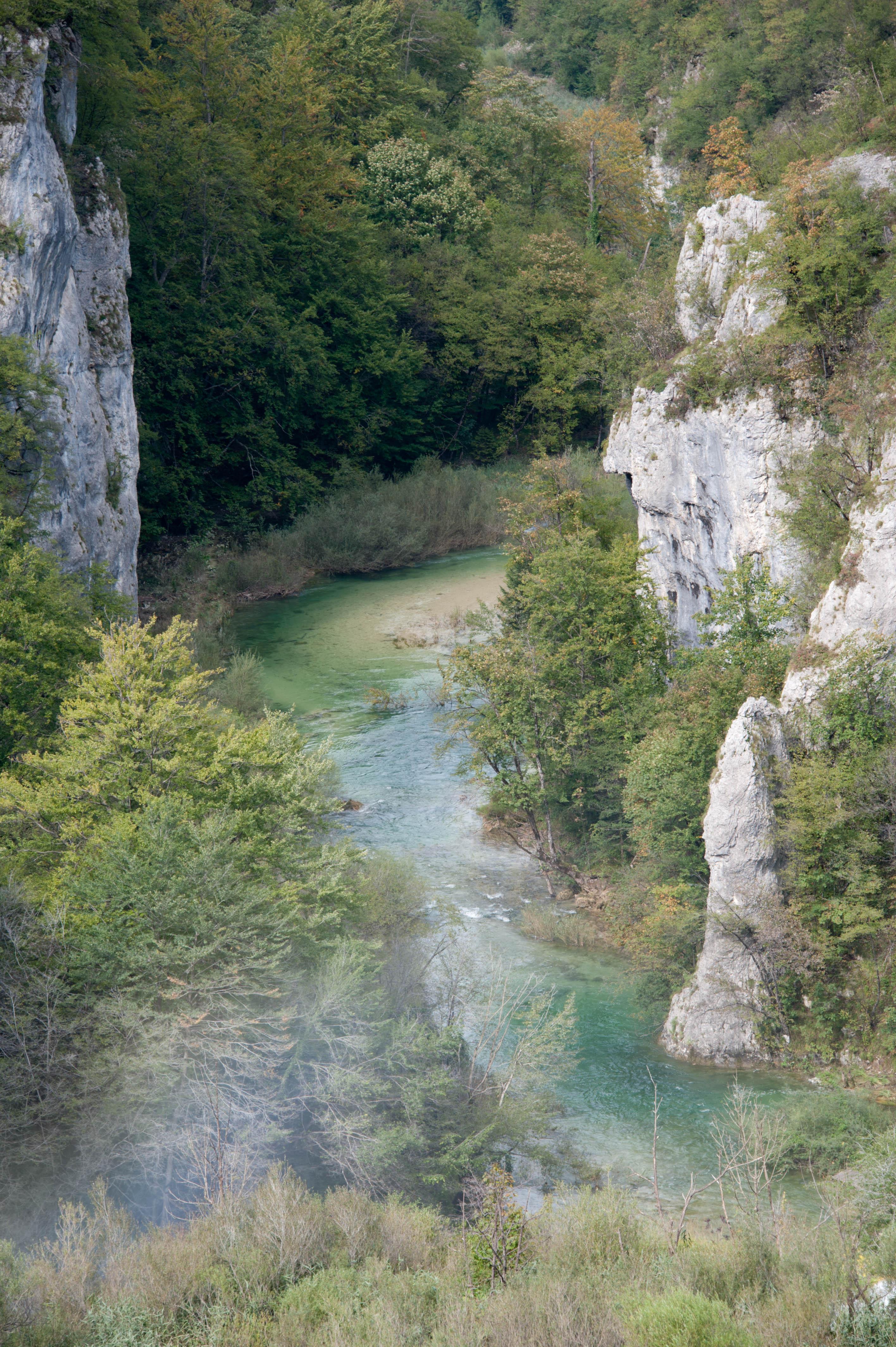 0615-Parc national lacs de Plitvice (Lika-Croatie)