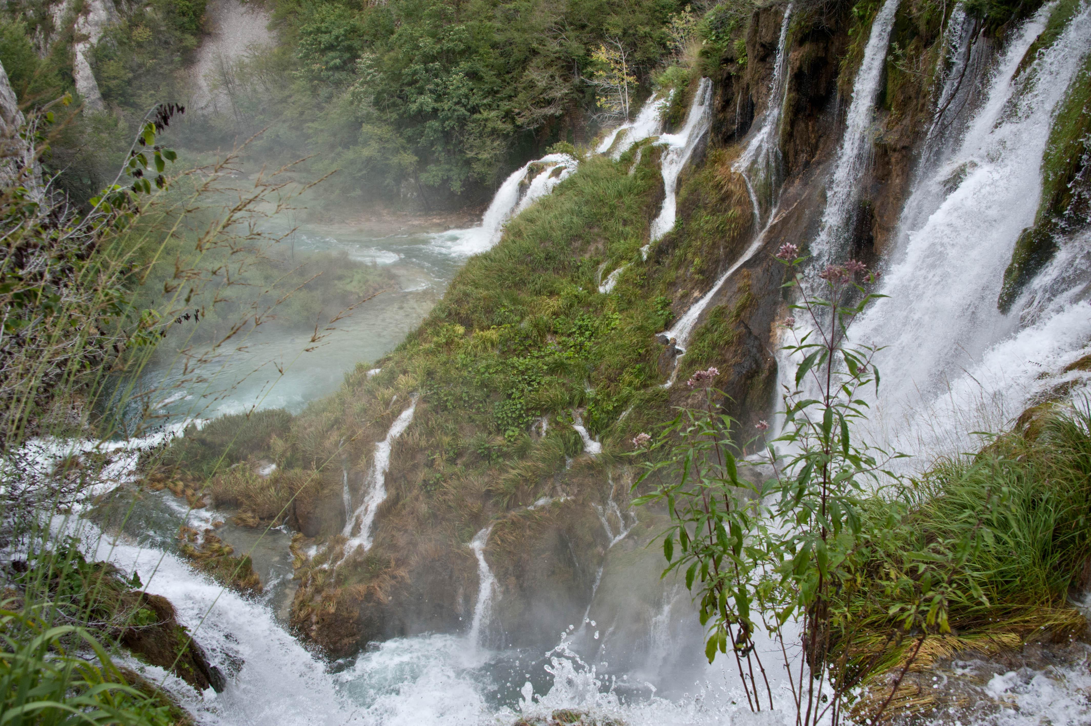 0631-Parc national lacs de Plitvice (Lika-Croatie)