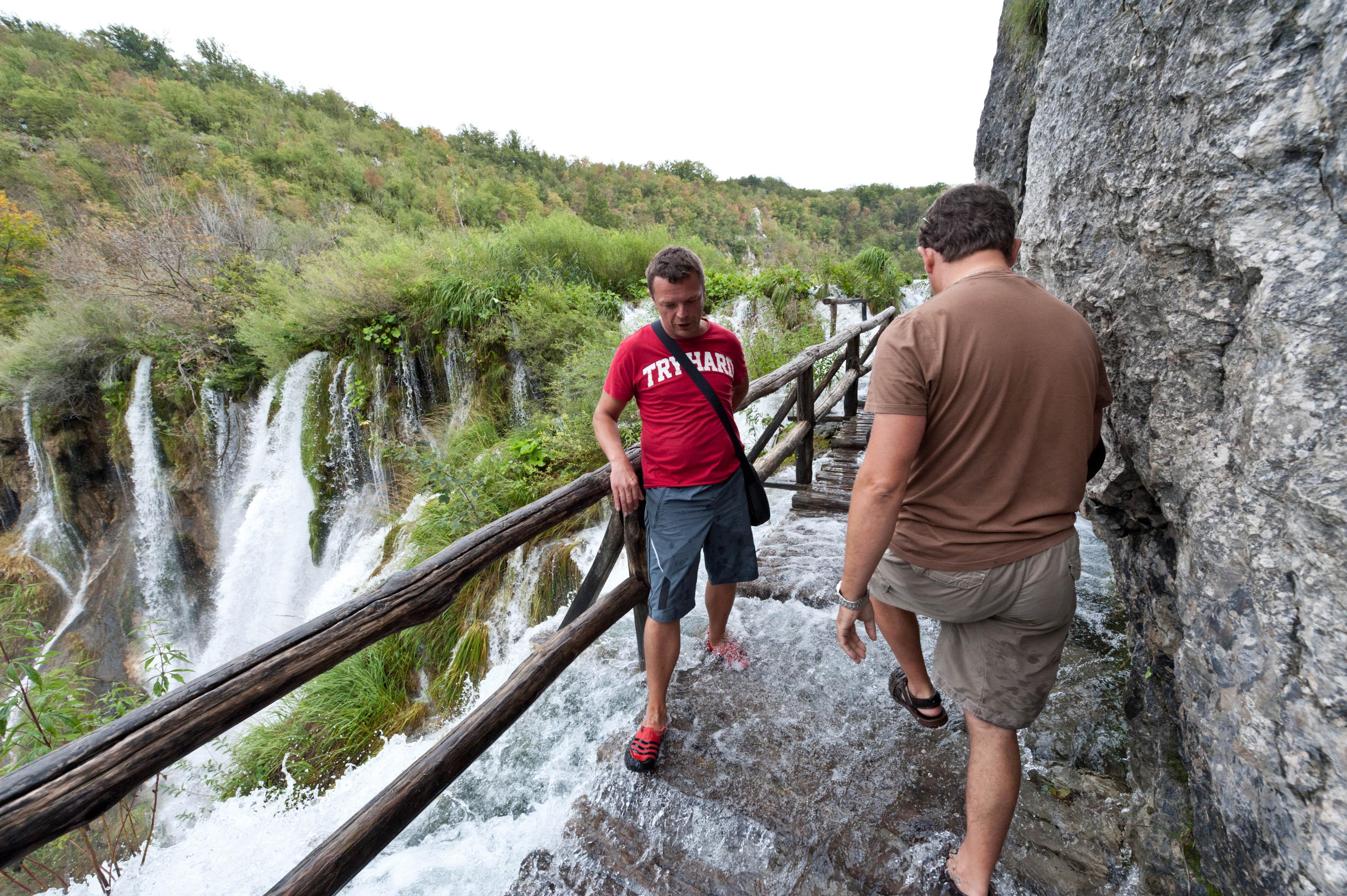 0636-Parc national lacs de Plitvice (Lika-Croatie)