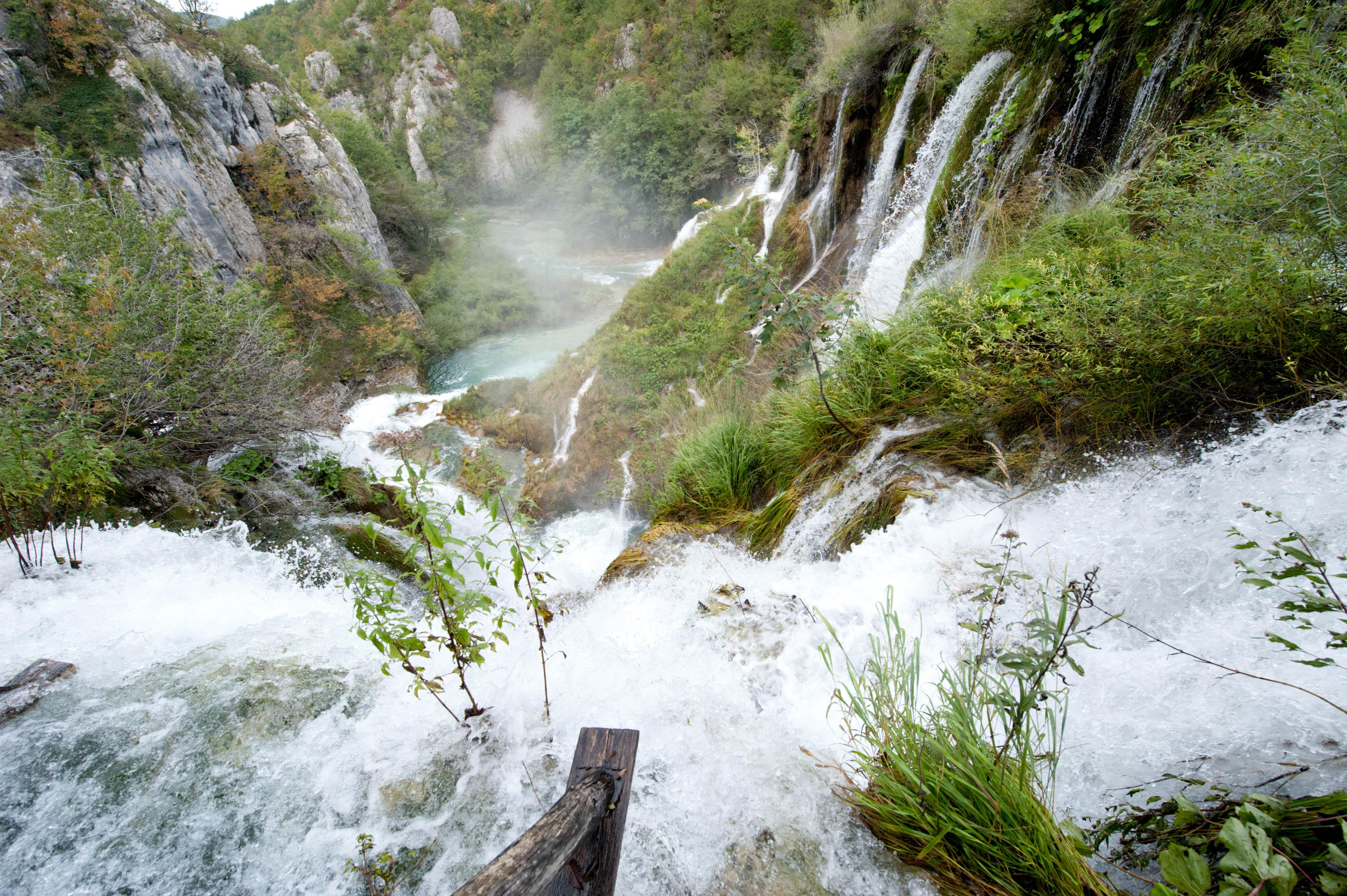 0638-Parc national lacs de Plitvice (Lika-Croatie)