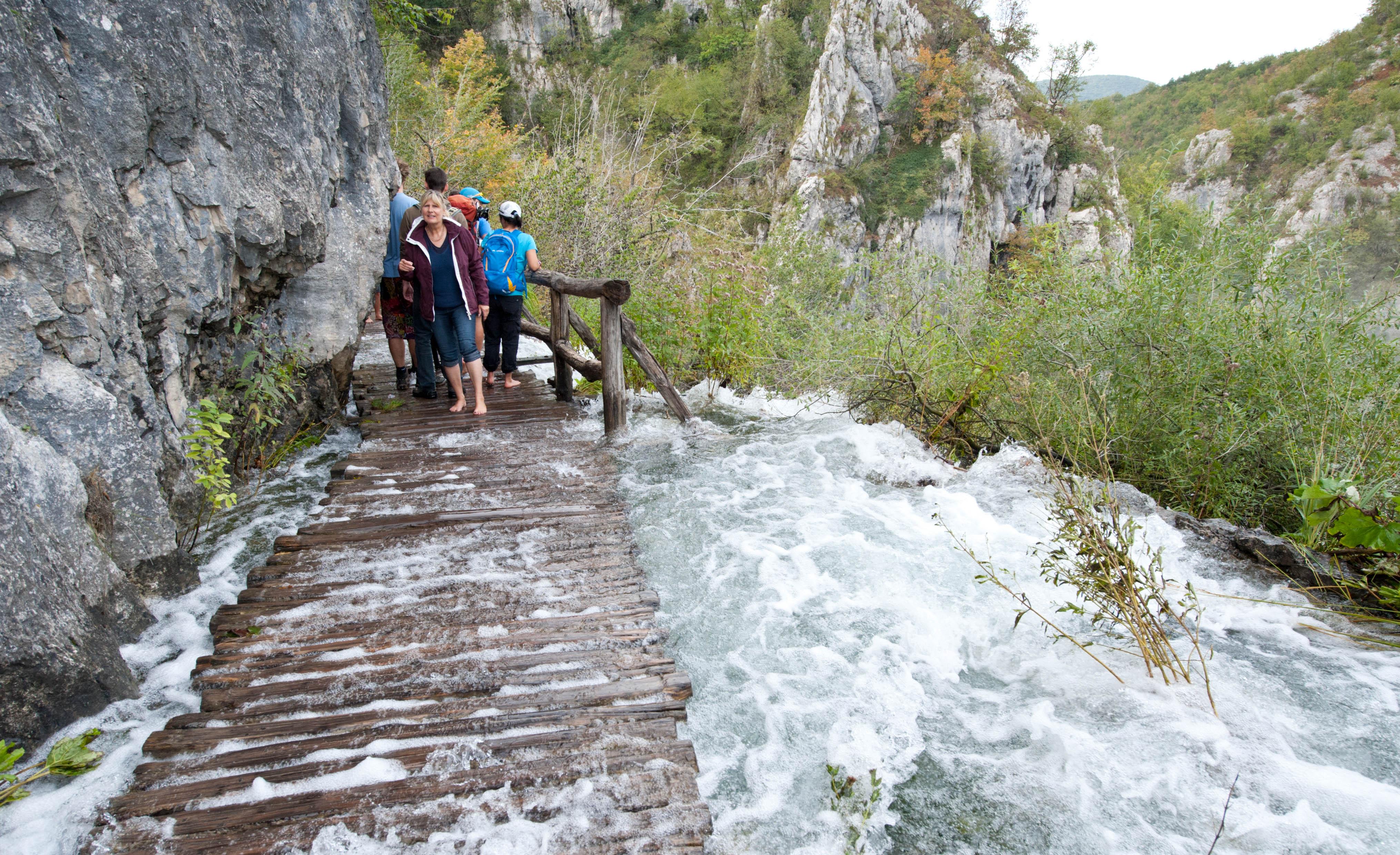 0640-Parc national lacs de Plitvice (Lika-Croatie)