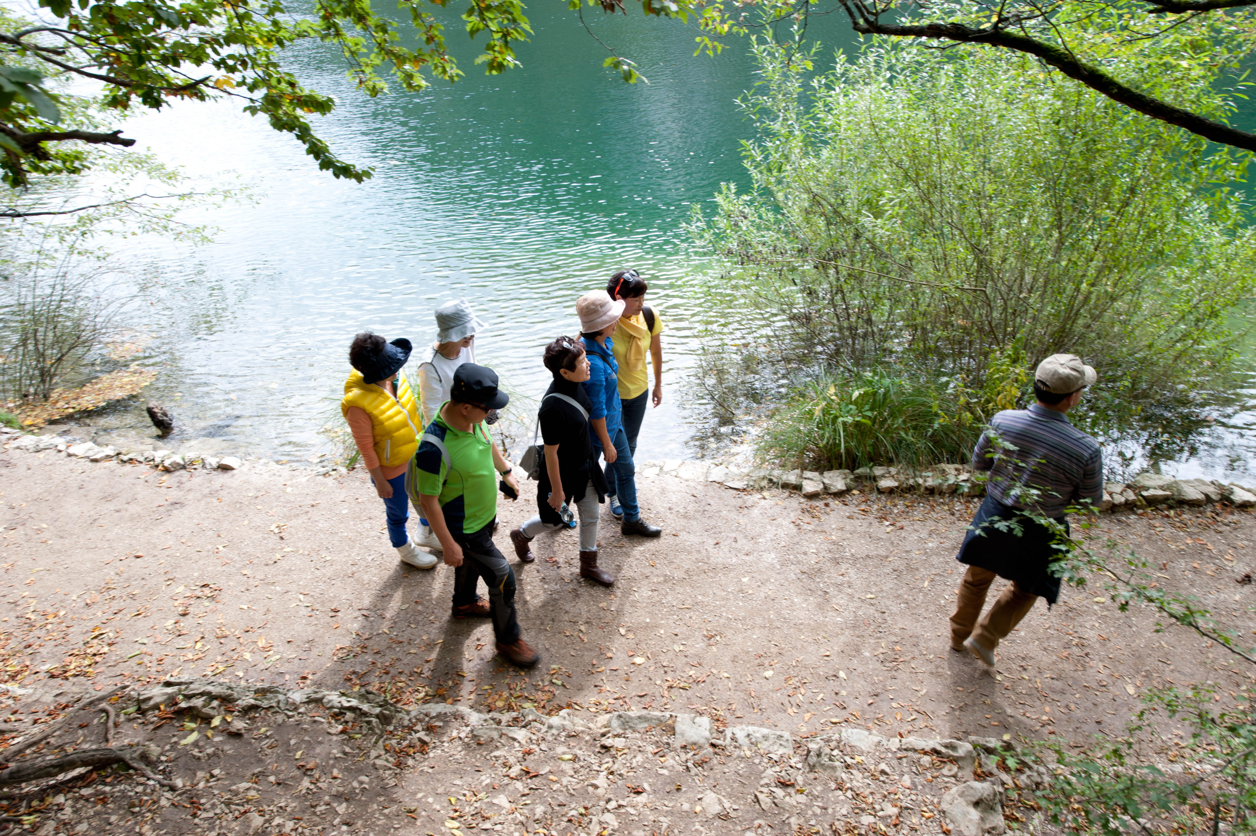 0650-Parc national lacs de Plitvice (Lika-Croatie)