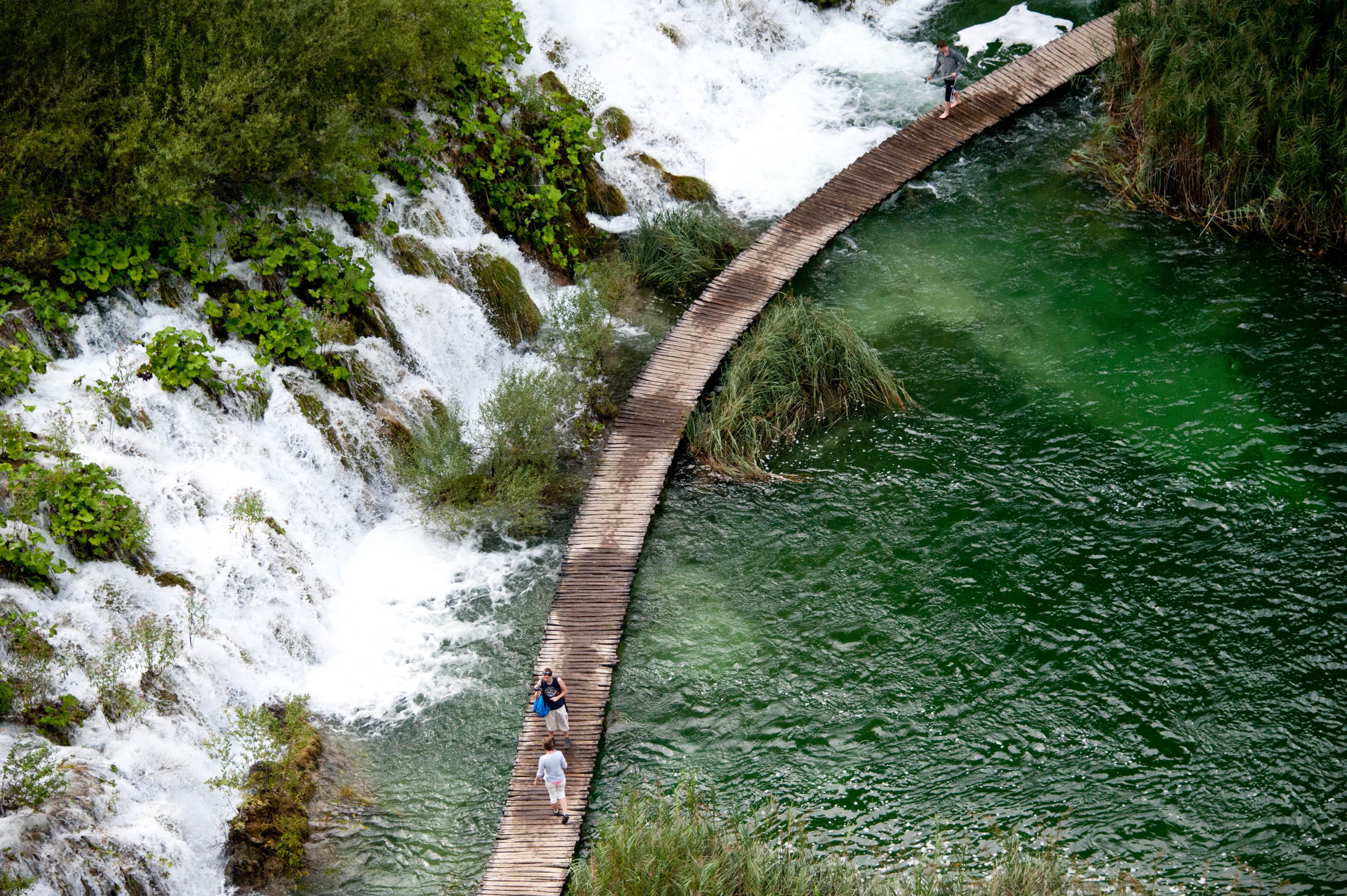 0662-Parc national lacs de Plitvice (Lika-Croatie)