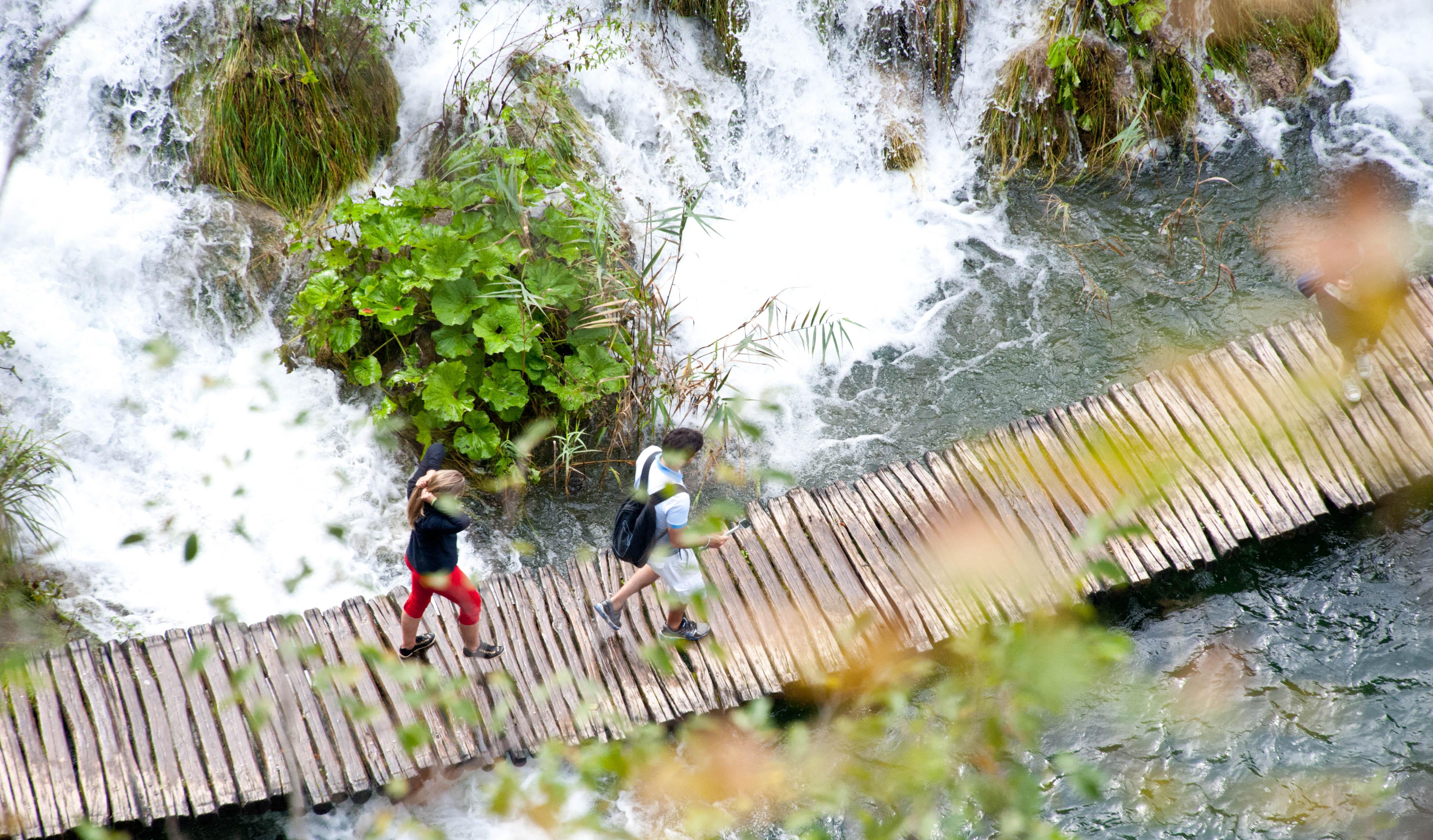 0665-Parc national lacs de Plitvice (Lika-Croatie)