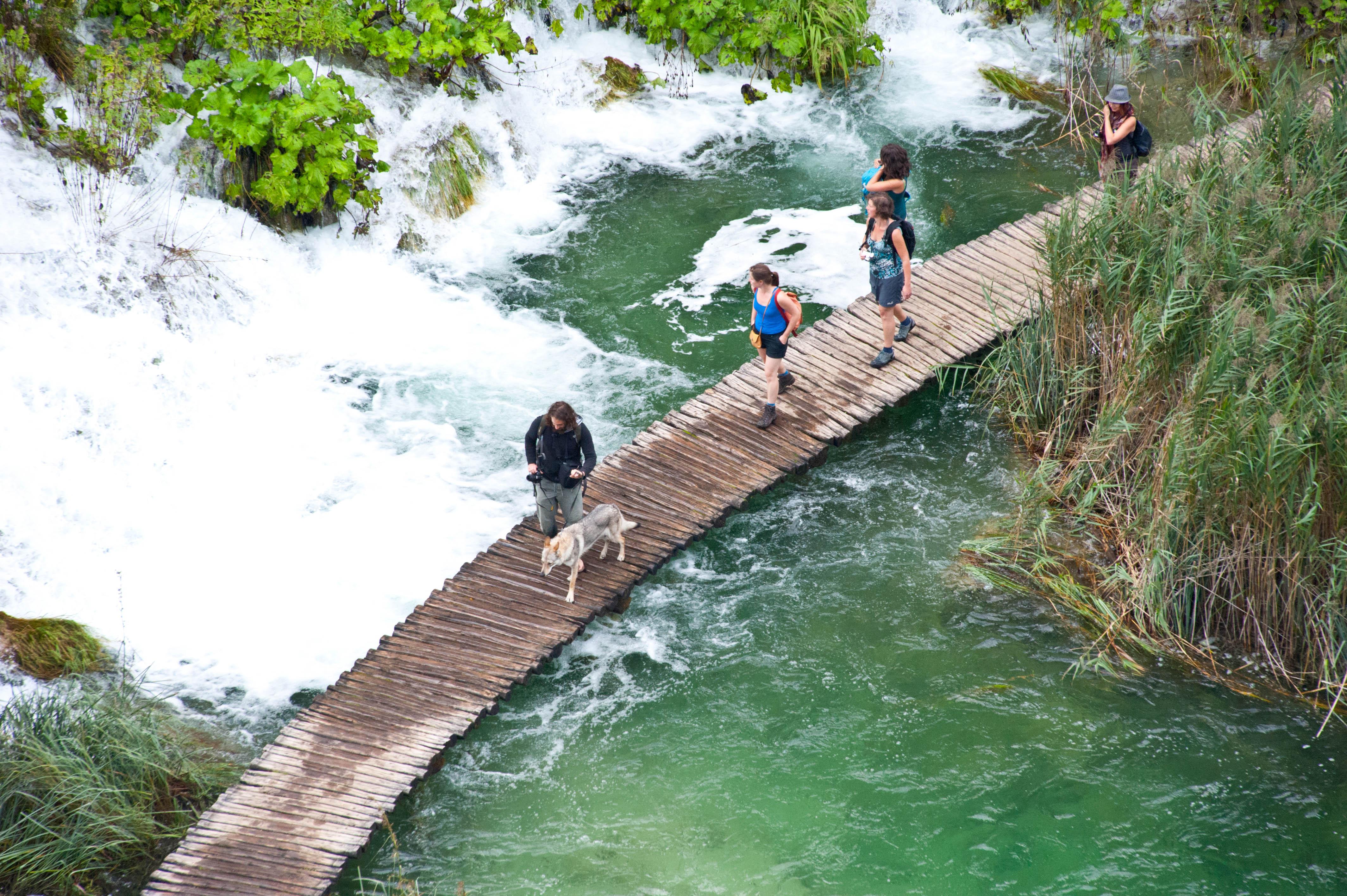 0666-Parc national lacs de Plitvice (Lika-Croatie)