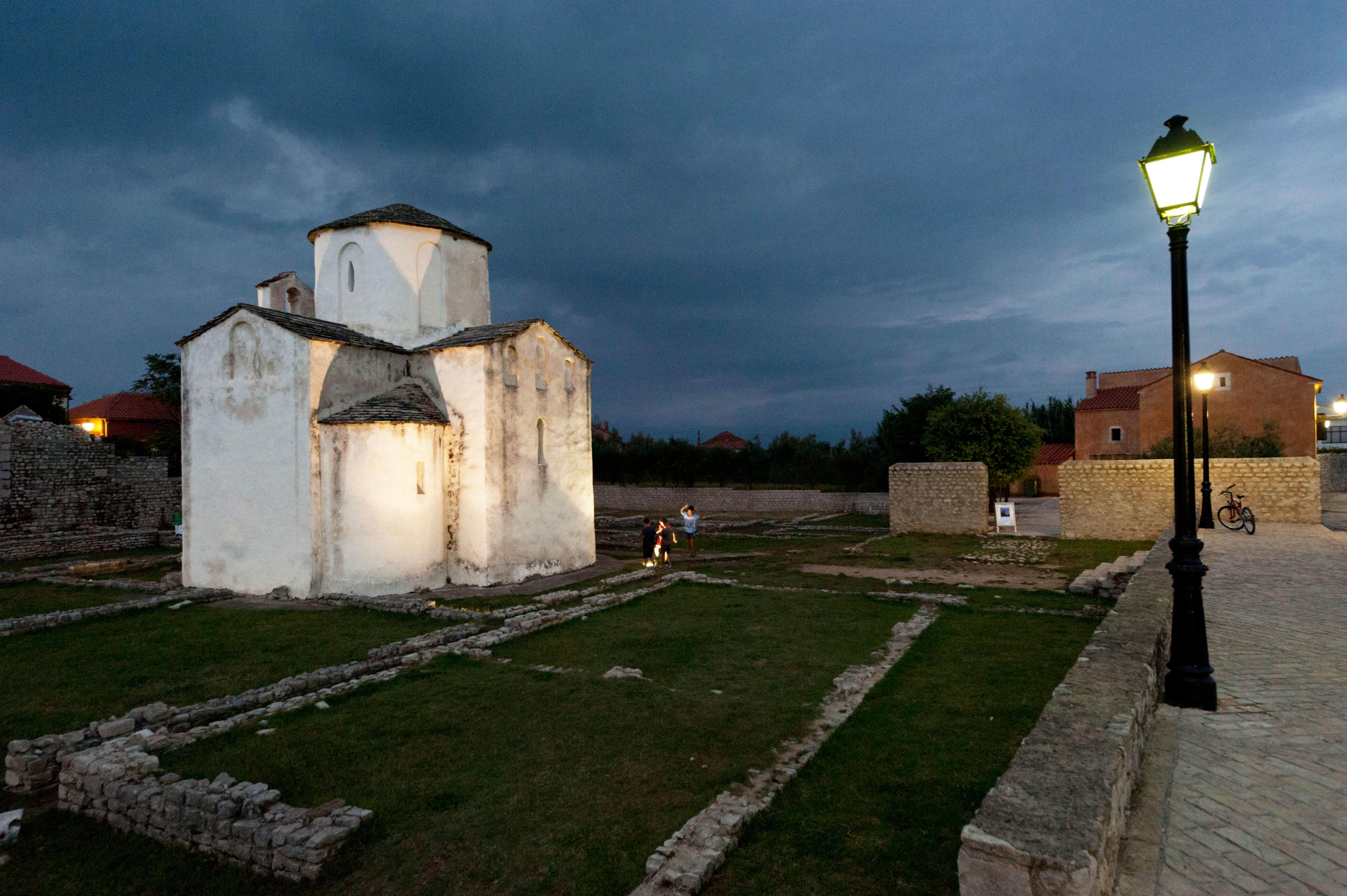 9318-Nin (Dalmatie du Nord)