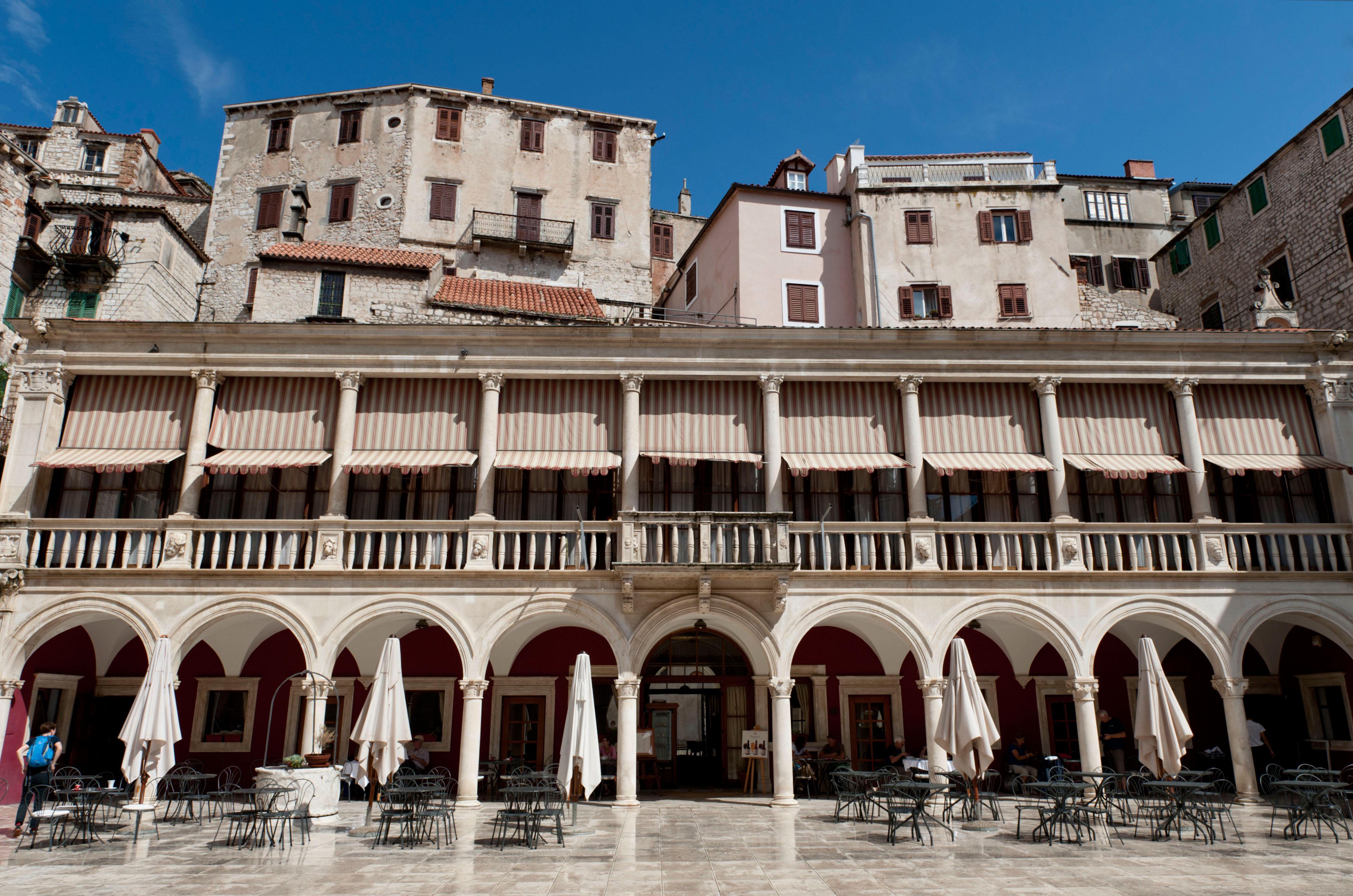9331-Sibenik (Nord Dalmatie)