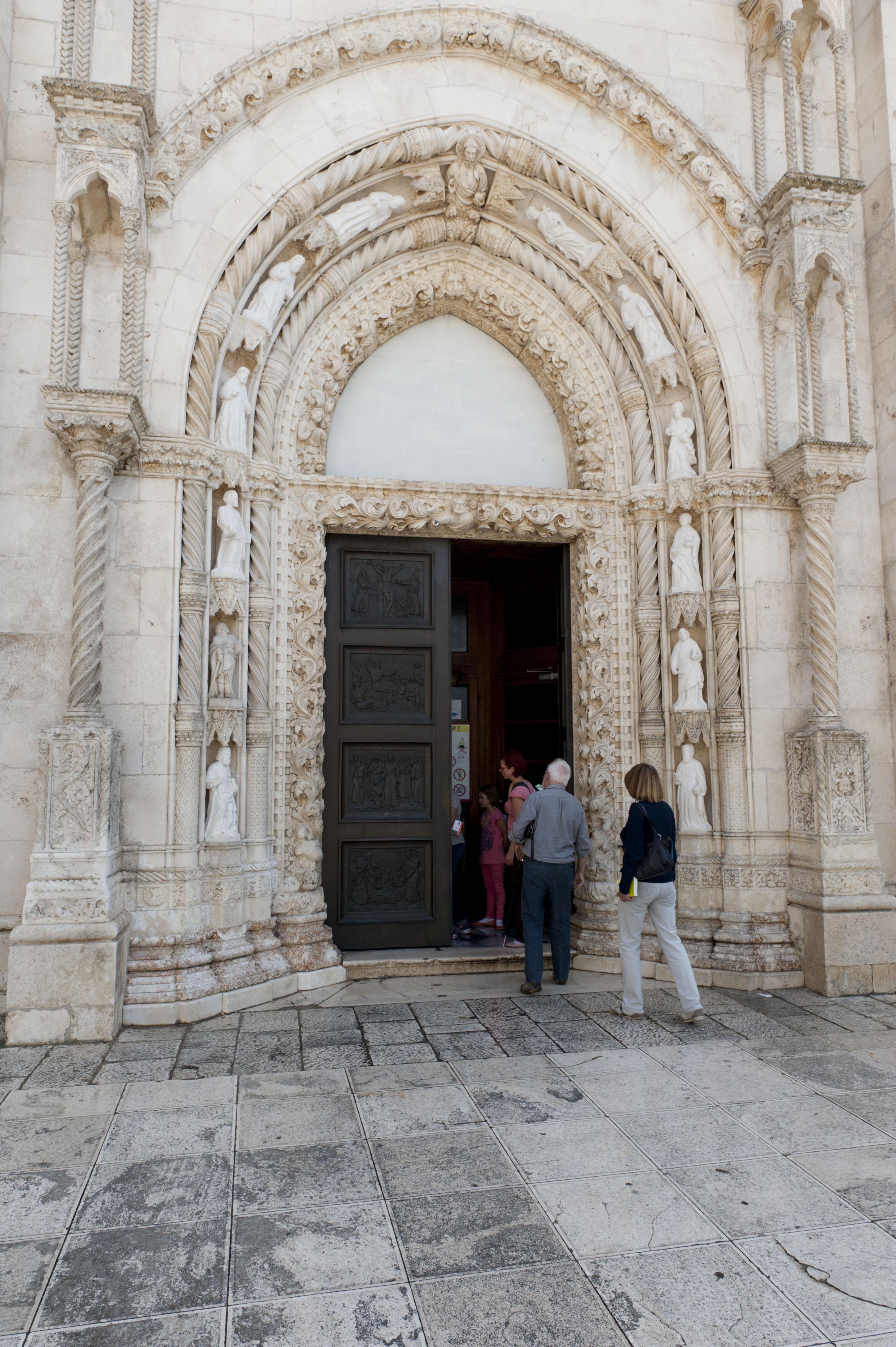 9338-Sibenik (Nord Dalmatie)