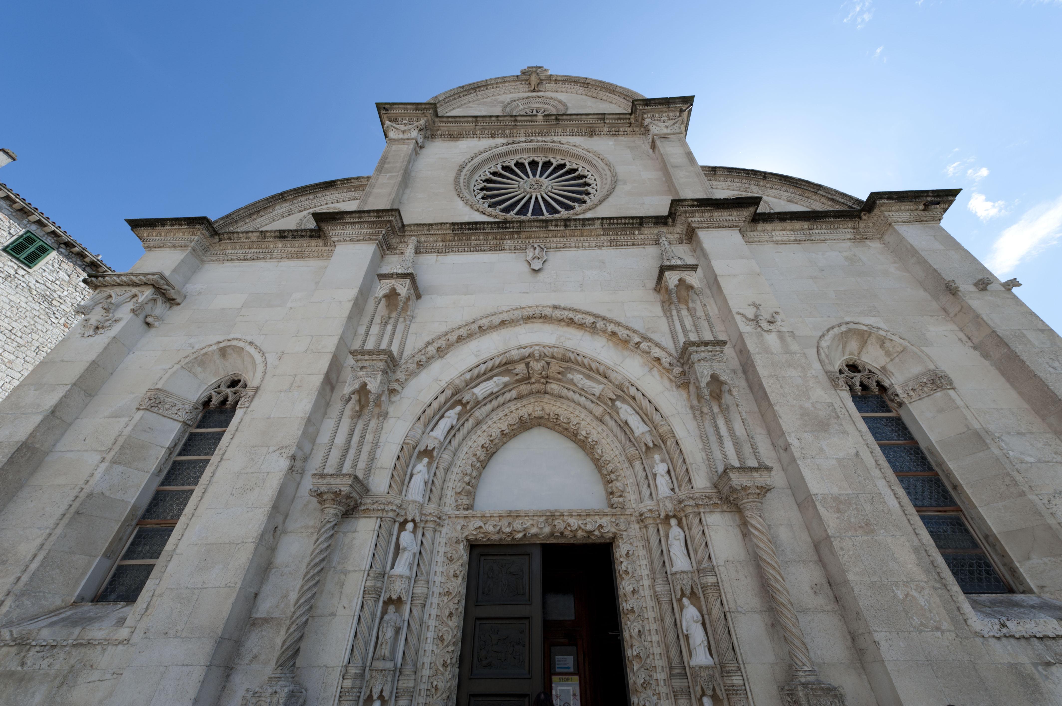 9341-Sibenik (Nord Dalmatie)