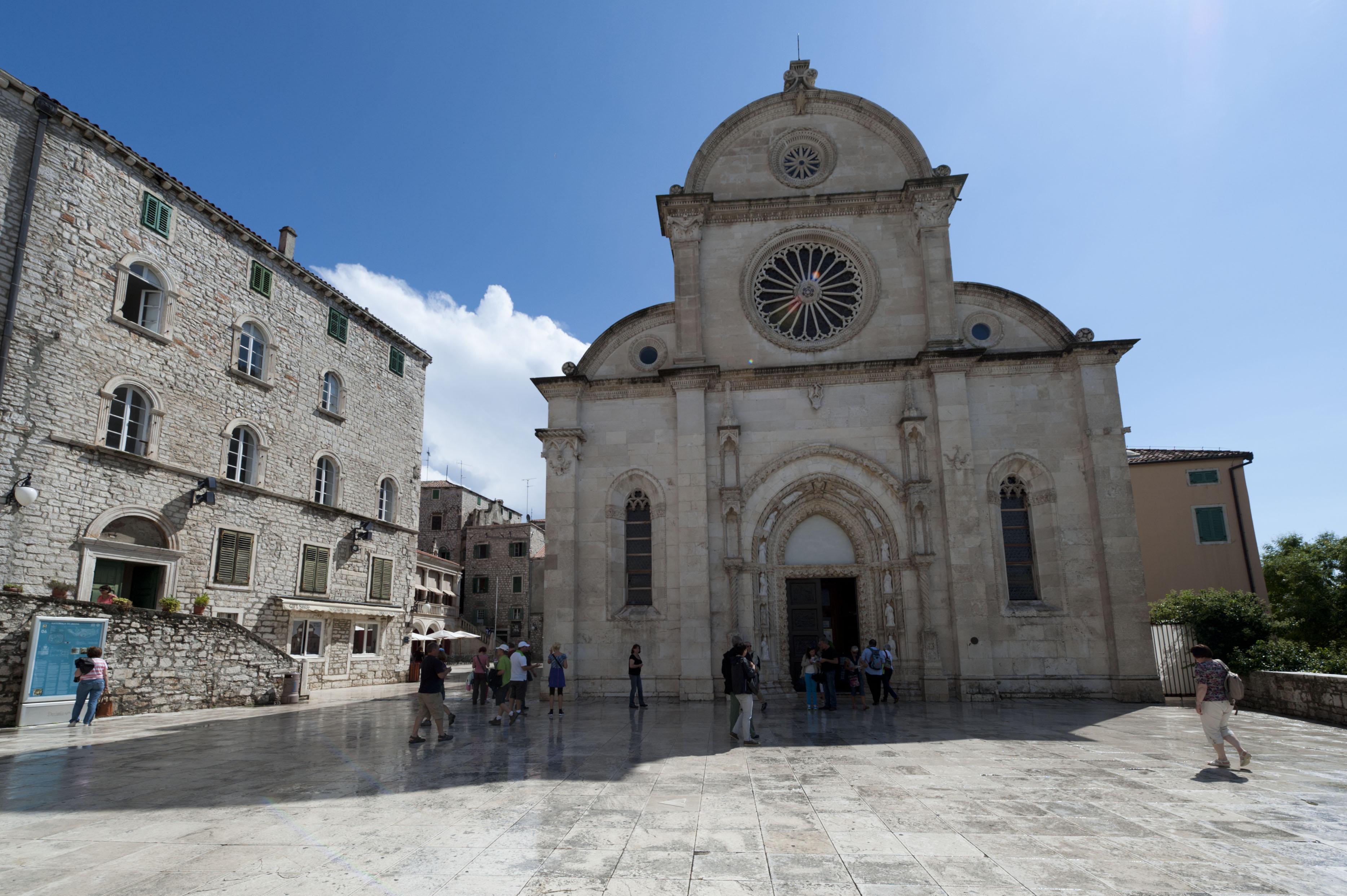 9342-Sibenik (Nord Dalmatie)