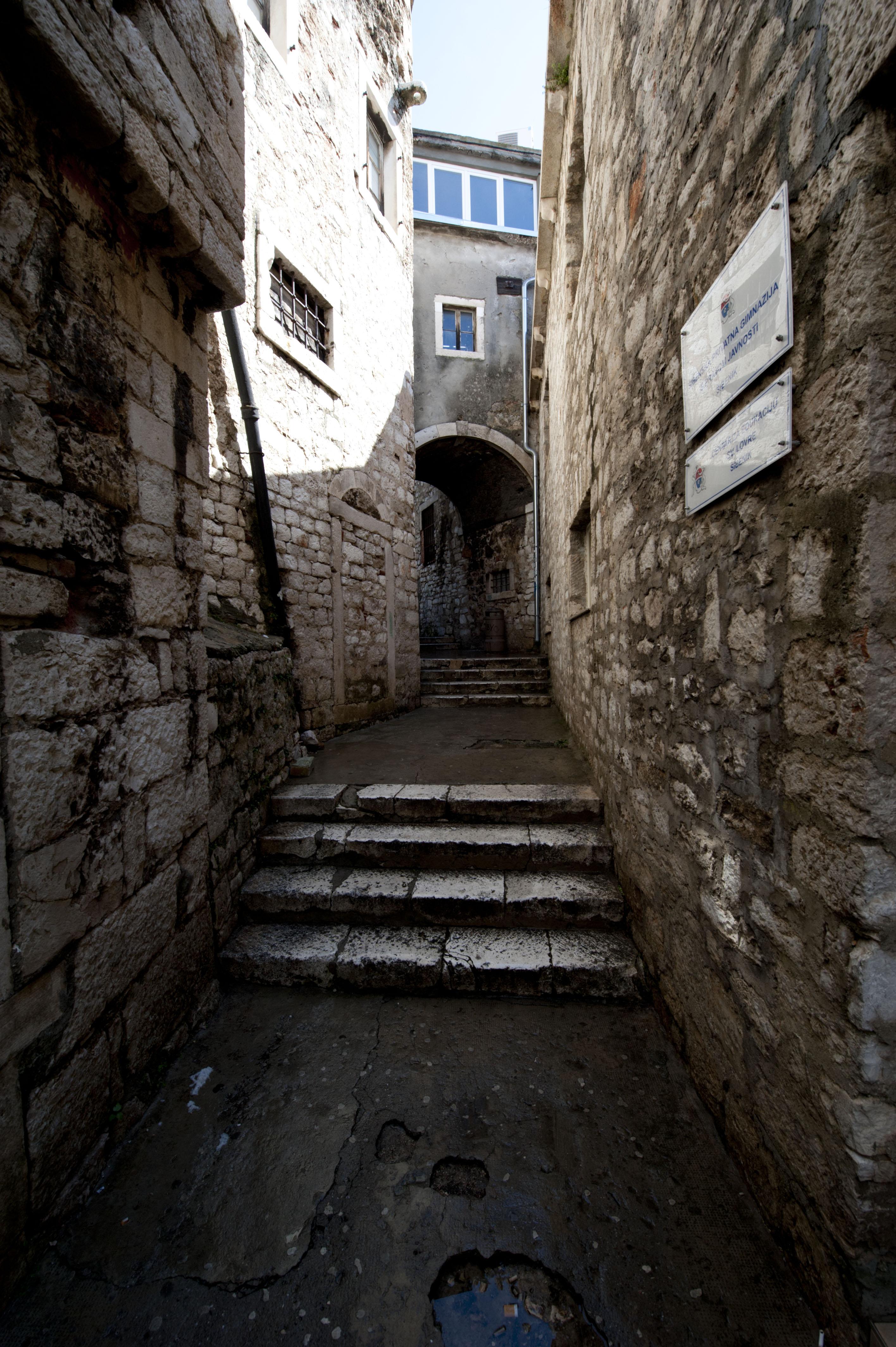 9347-Sibenik (Nord Dalmatie)
